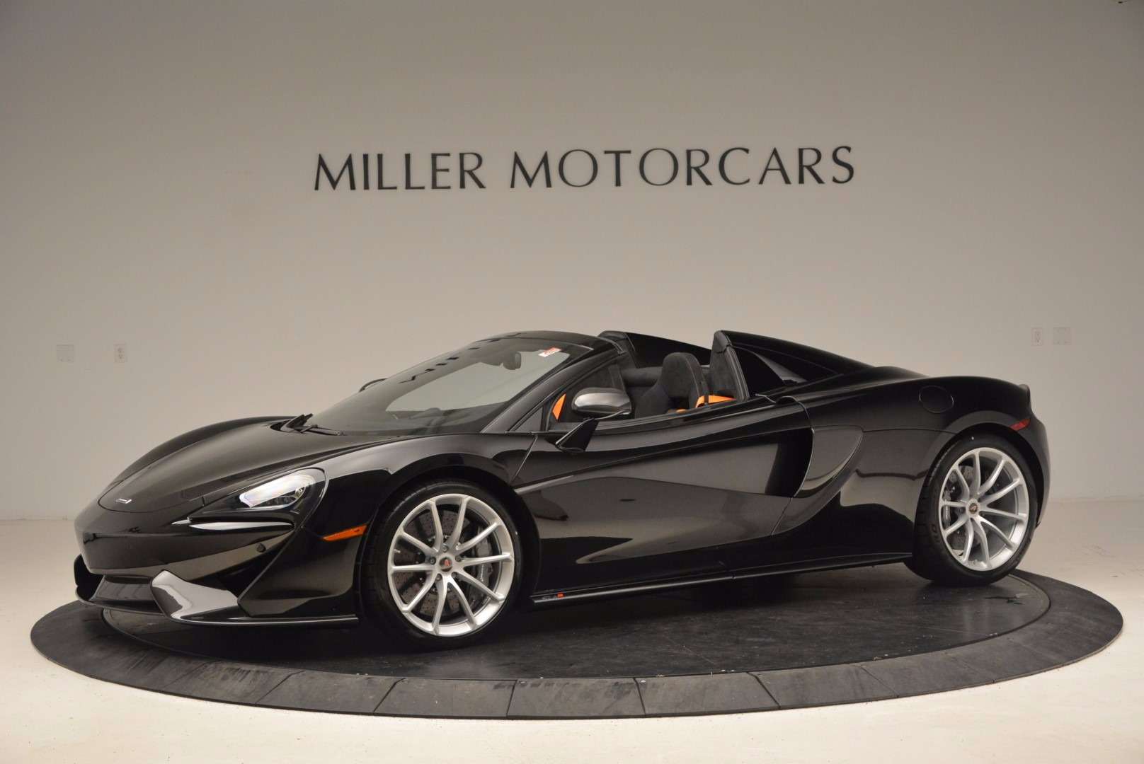 Used 2018 McLaren 570S Spider For Sale In Westport, CT 1716_p2