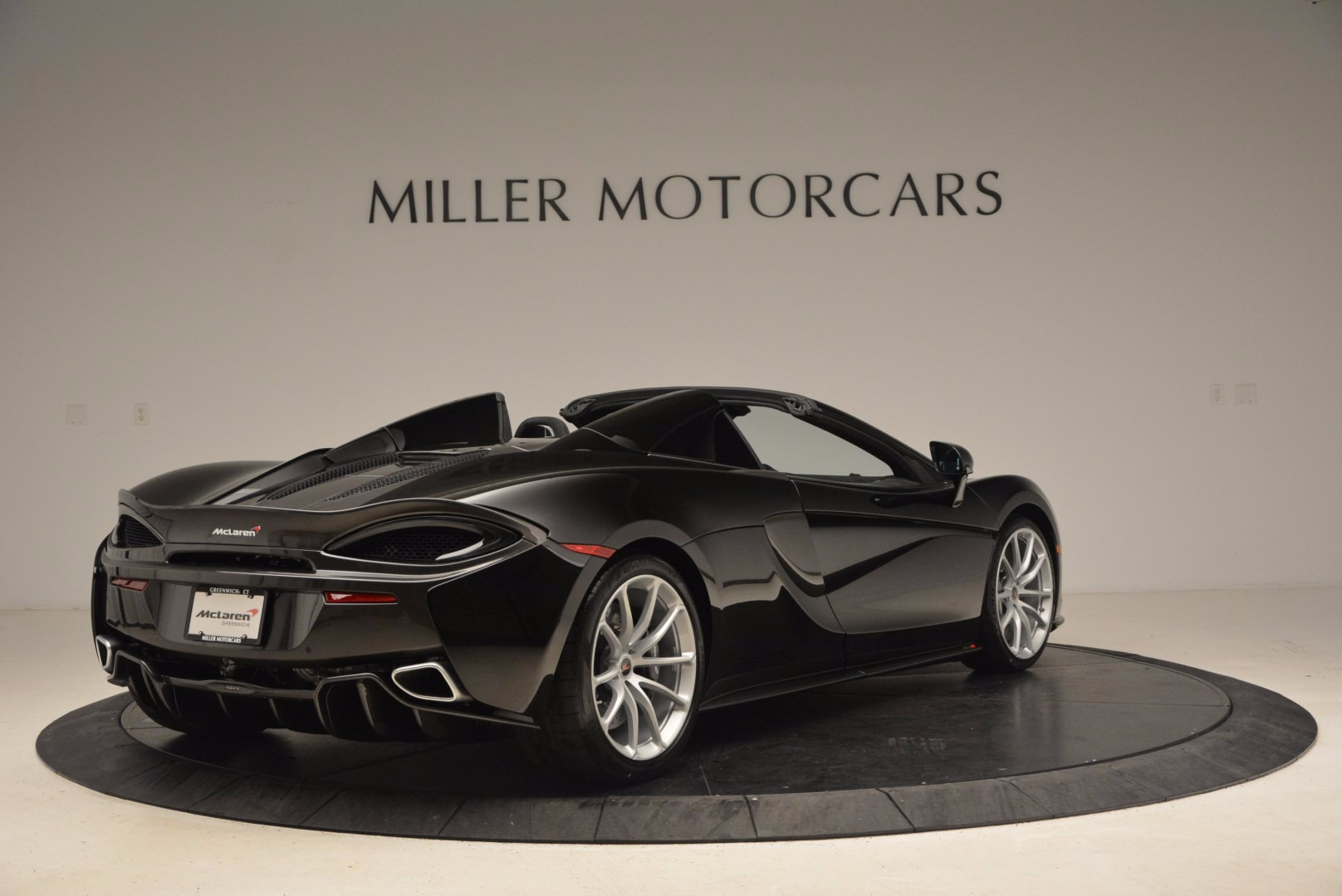 Used 2018 McLaren 570S Spider For Sale In Westport, CT 1716_p7