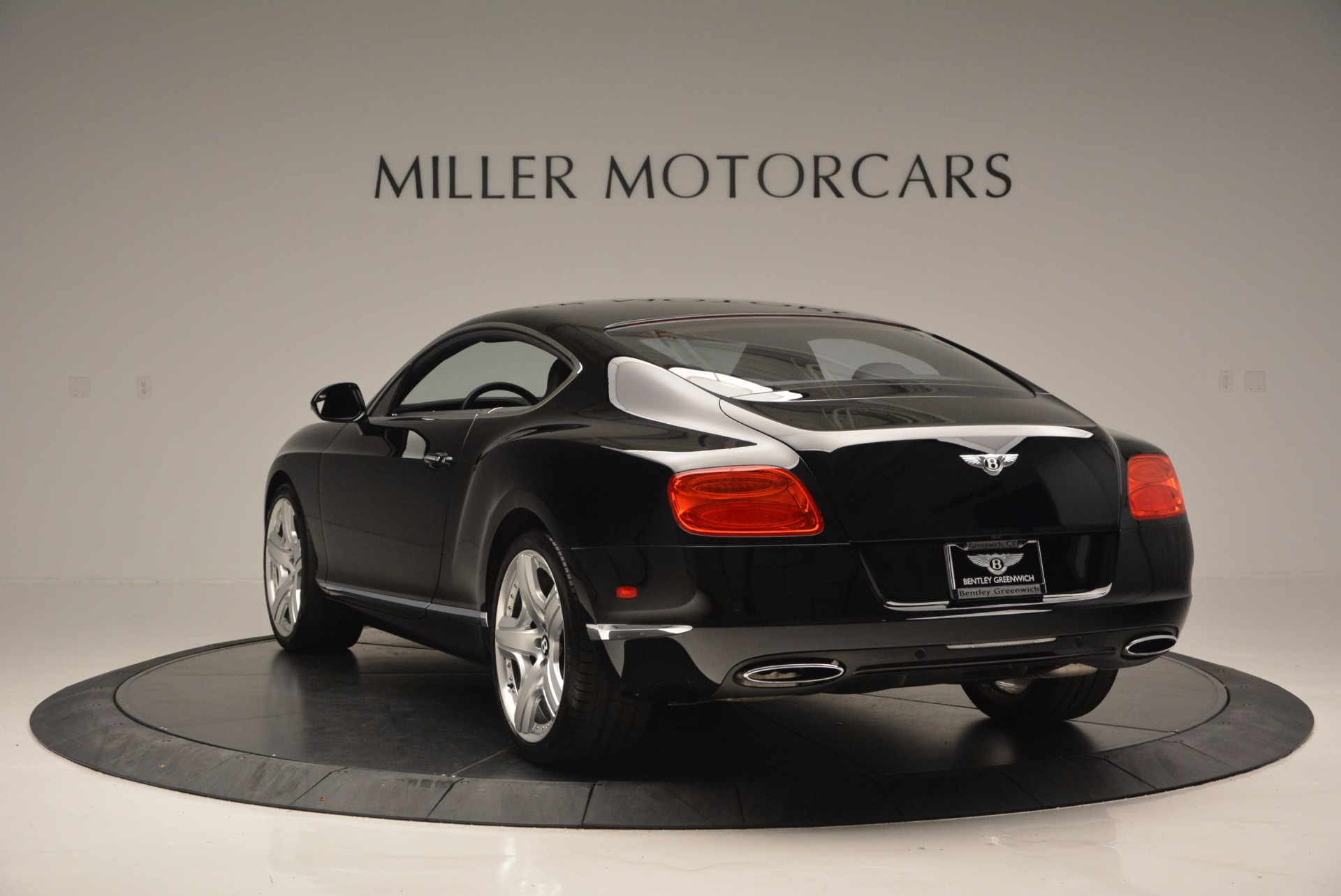 Used 2012 Bentley Continental GT W12 For Sale In Westport, CT 1717_p3