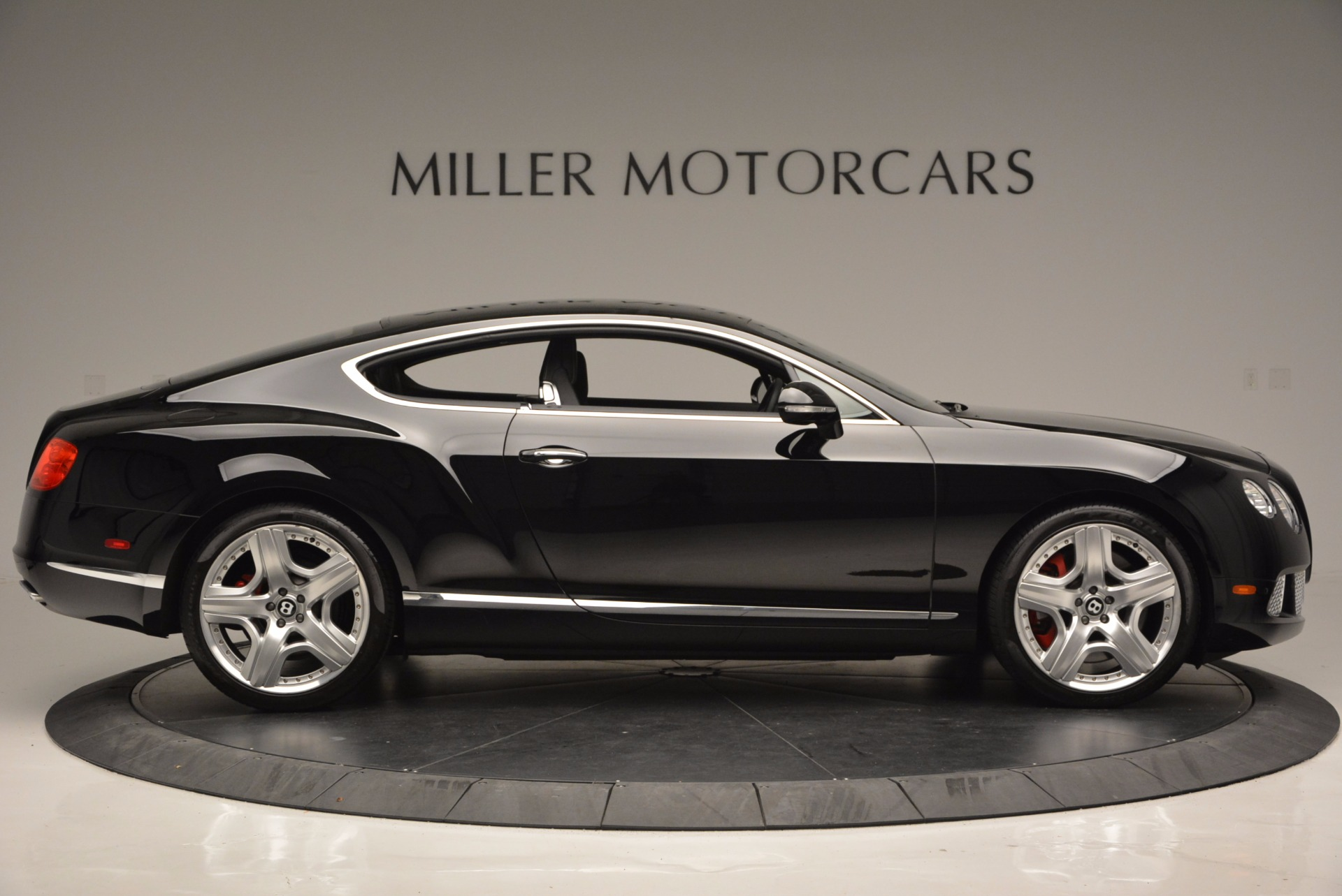 Used 2012 Bentley Continental GT W12 For Sale In Westport, CT 1717_p7