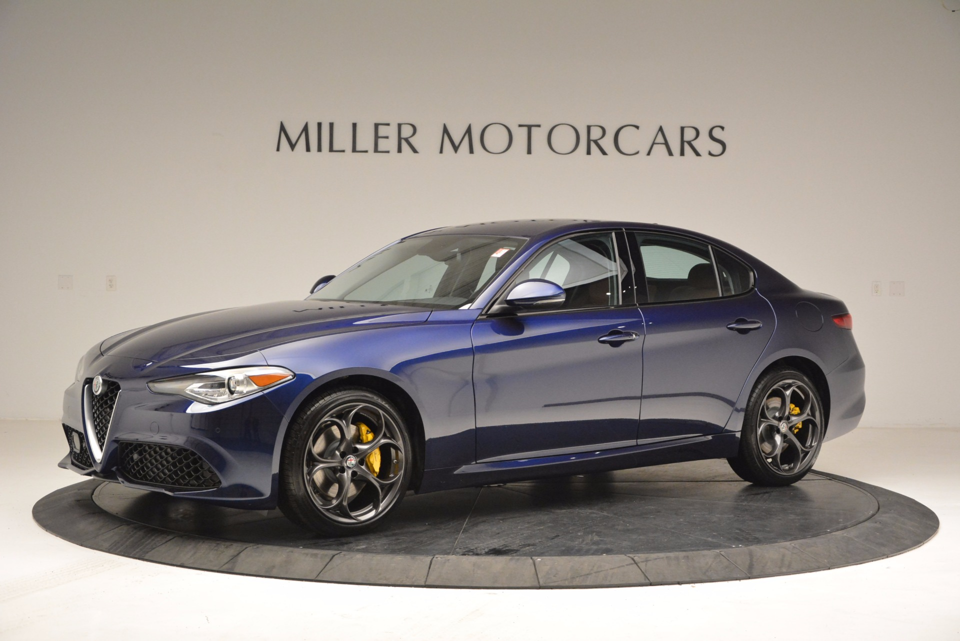 New 2018 Alfa Romeo Giulia Ti Sport Q4 For Sale In Westport, CT 1719_p2