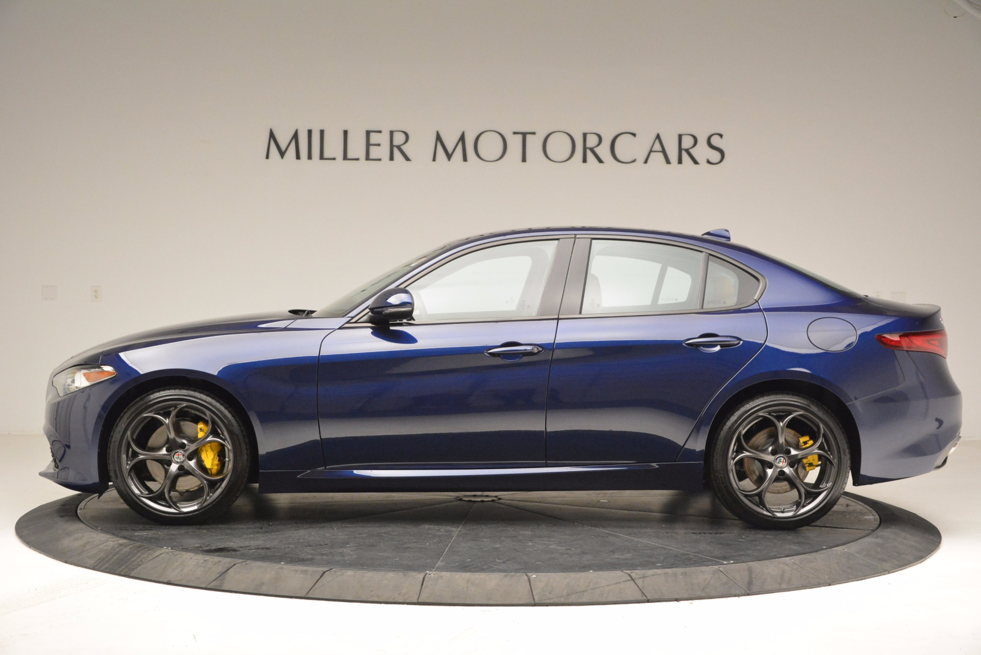 New 2018 Alfa Romeo Giulia Ti Sport Q4 For Sale In Westport, CT 1719_p3