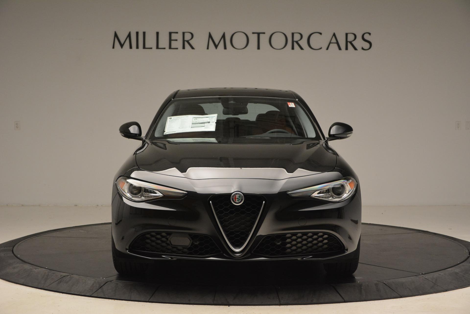 New 2018 Alfa Romeo Giulia Ti Lusso Q4 For Sale In Westport, CT 1721_main