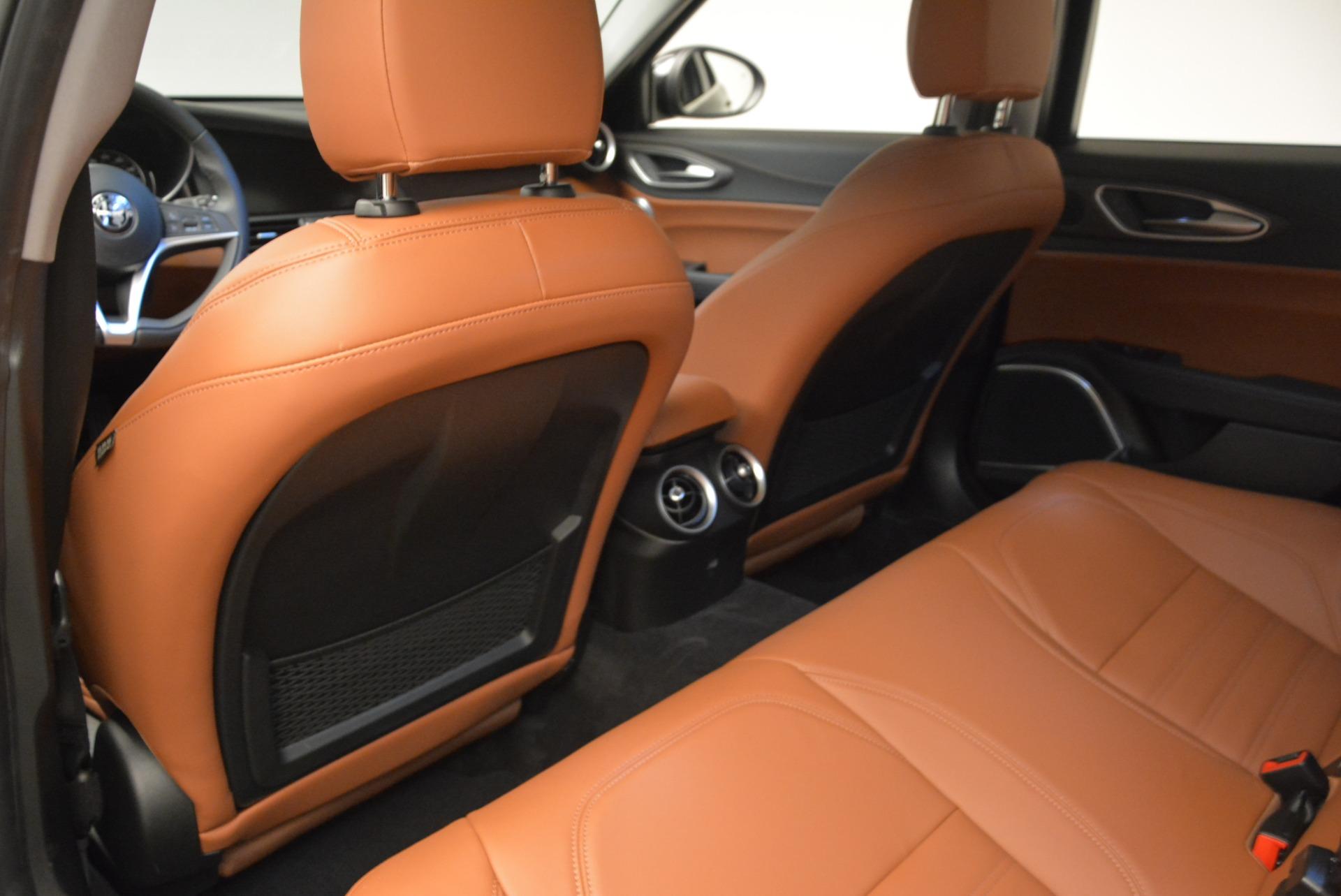 New 2018 Alfa Romeo Giulia Ti Lusso Q4 For Sale In Westport, CT 1721_p17