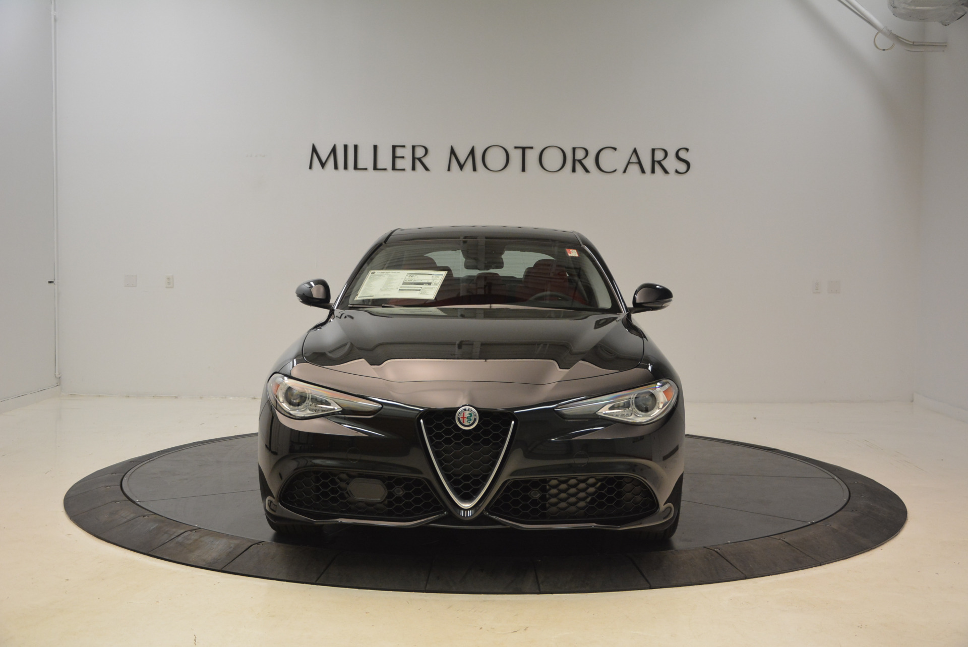 New 2018 Alfa Romeo Giulia Ti Sport Q4 For Sale In Westport, CT 1724_p12