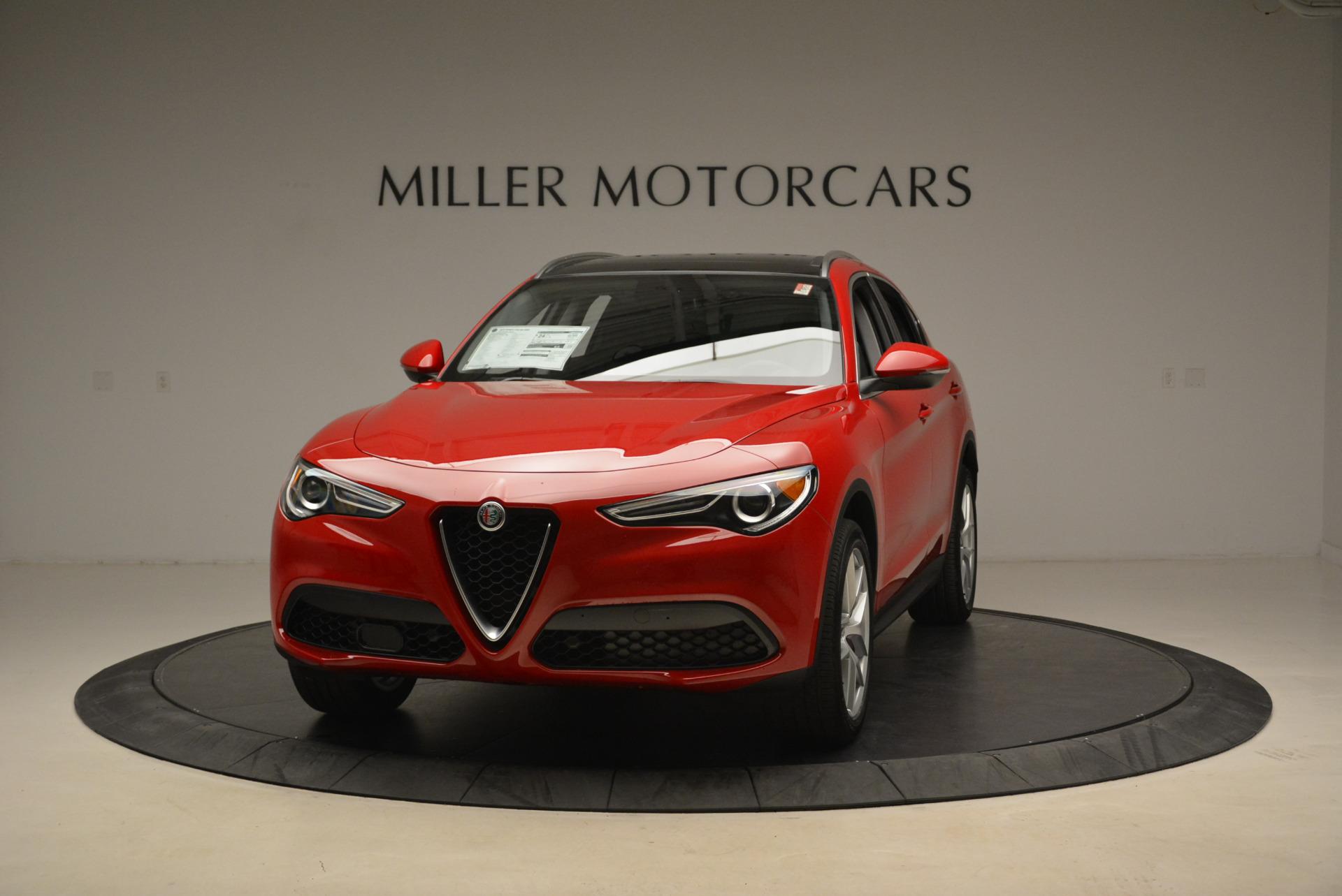 New 2018 Alfa Romeo Stelvio Q4 For Sale In Westport, CT 1726_main