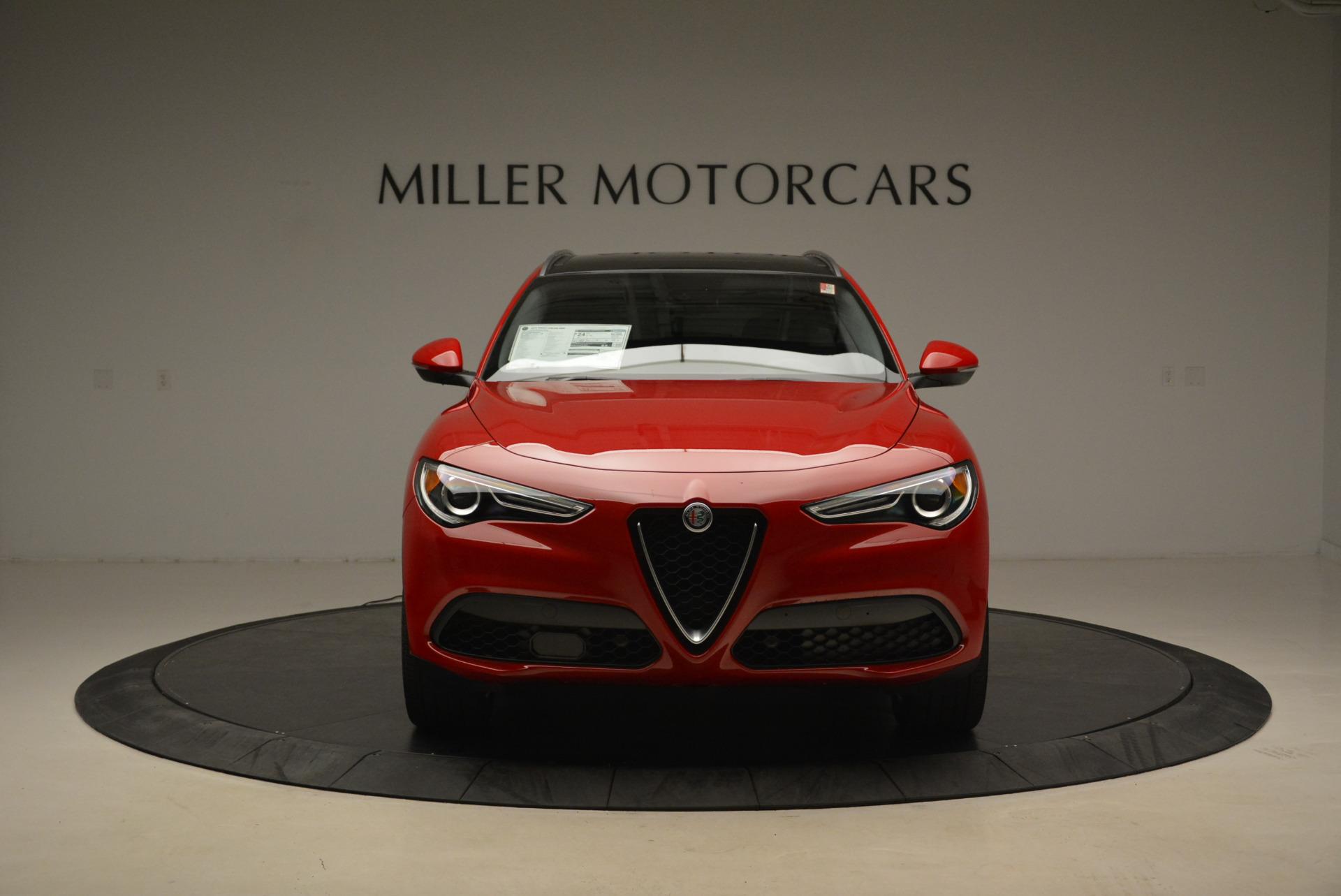 New 2018 Alfa Romeo Stelvio Q4 For Sale In Westport, CT 1726_p12