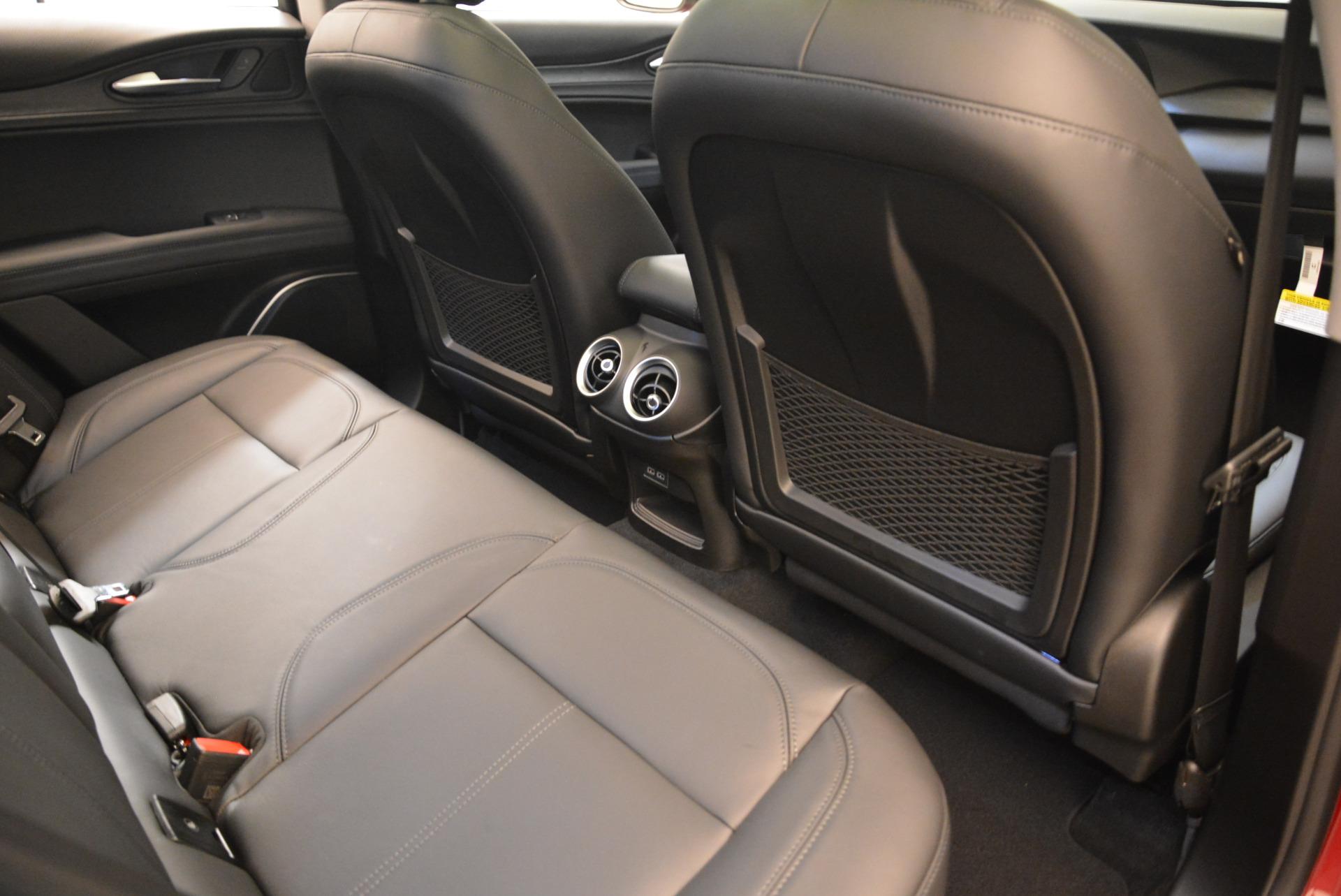 New 2018 Alfa Romeo Stelvio Q4 For Sale In Westport, CT 1726_p22