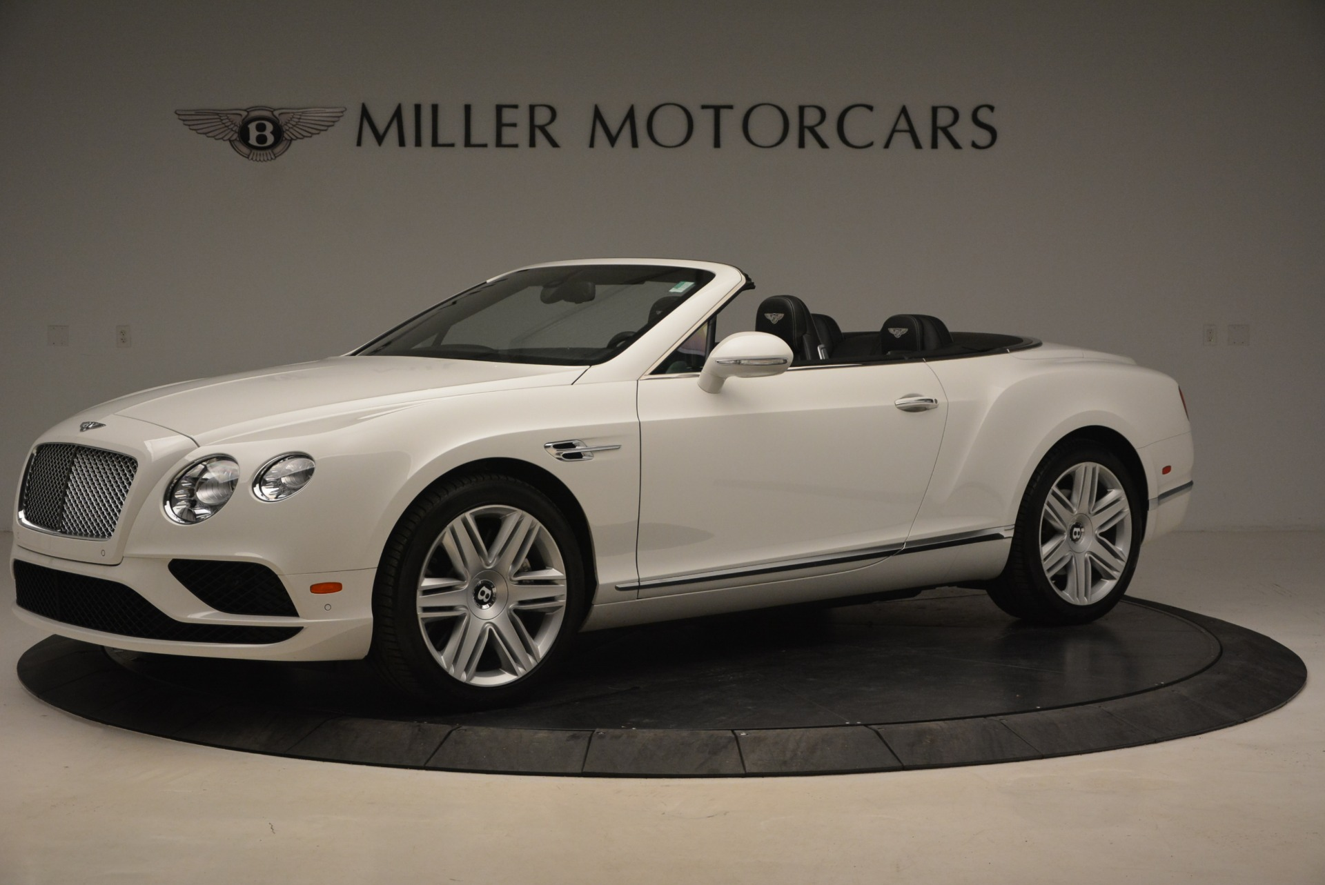 Used 2016 Bentley Continental GT V8 For Sale In Westport, CT 1728_p2