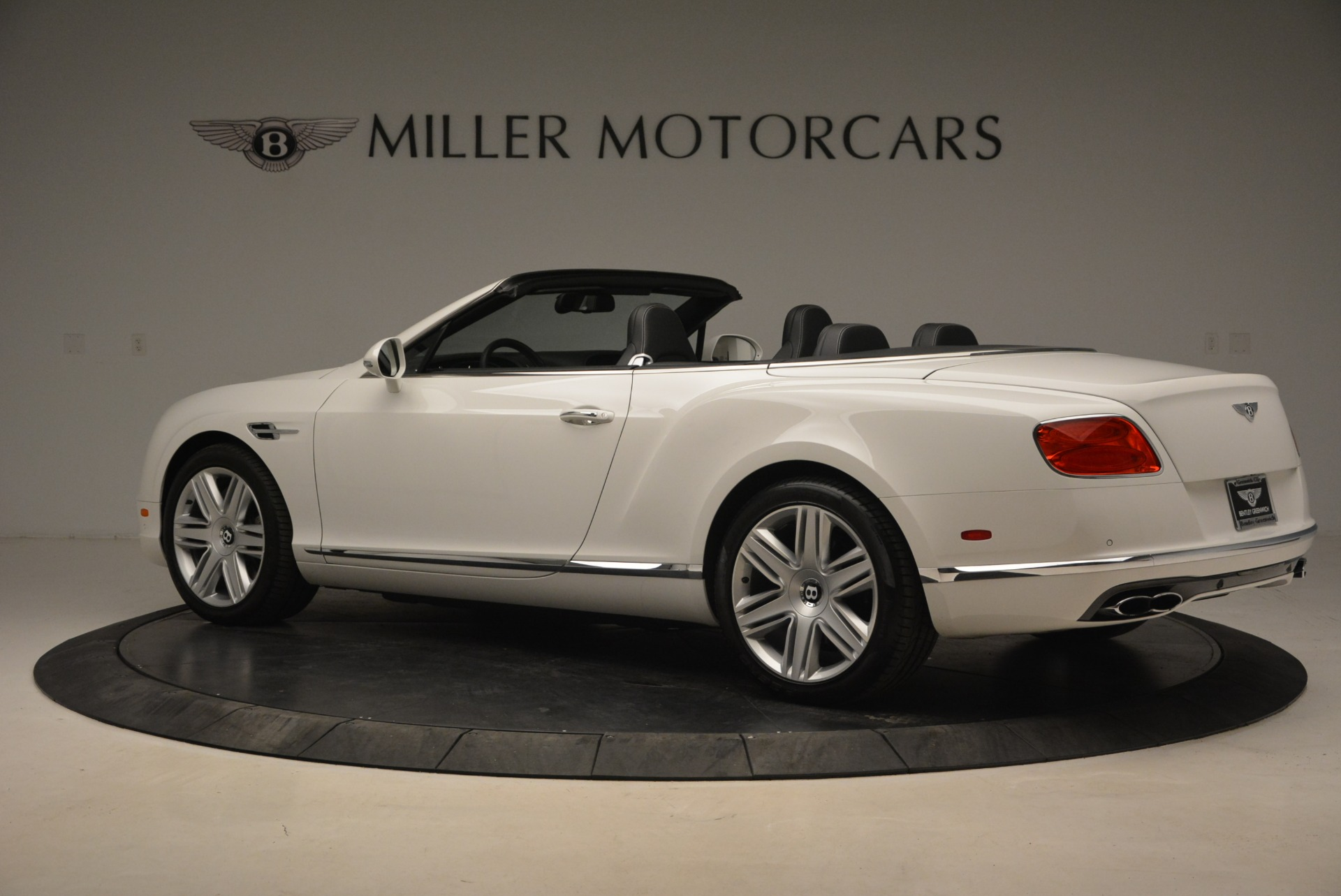 Used 2016 Bentley Continental GT V8 For Sale In Westport, CT 1728_p4