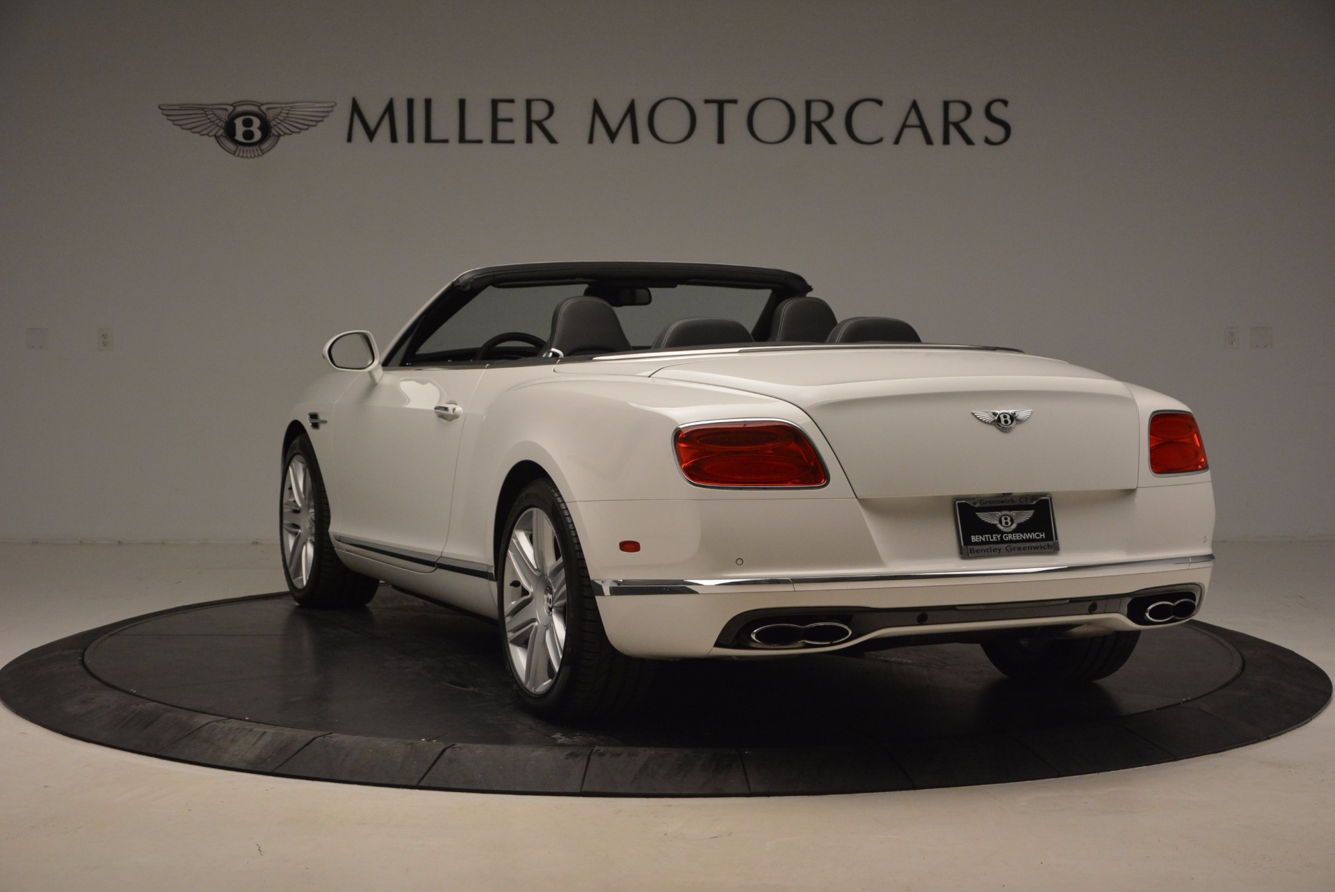 Used 2016 Bentley Continental GT V8 For Sale In Westport, CT 1728_p5
