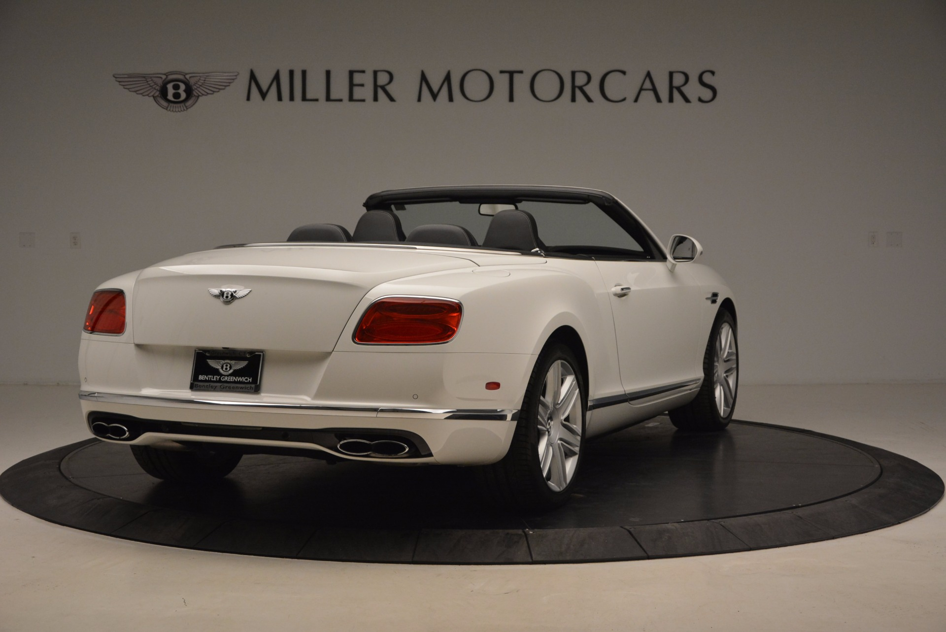 Used 2016 Bentley Continental GT V8 For Sale In Westport, CT 1728_p7
