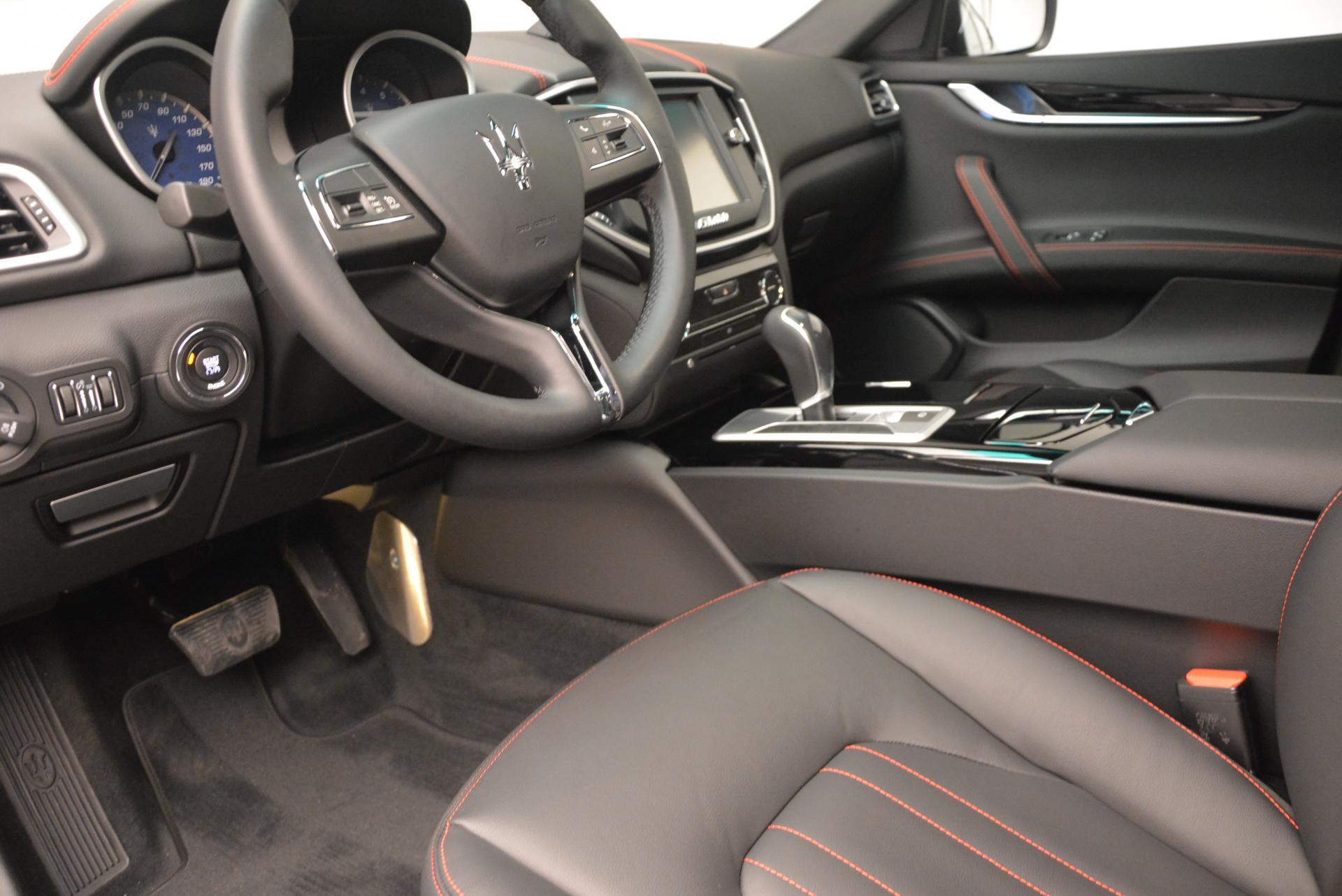 New 2016 Maserati Ghibli S Q4 For Sale In Westport, CT 173_p13