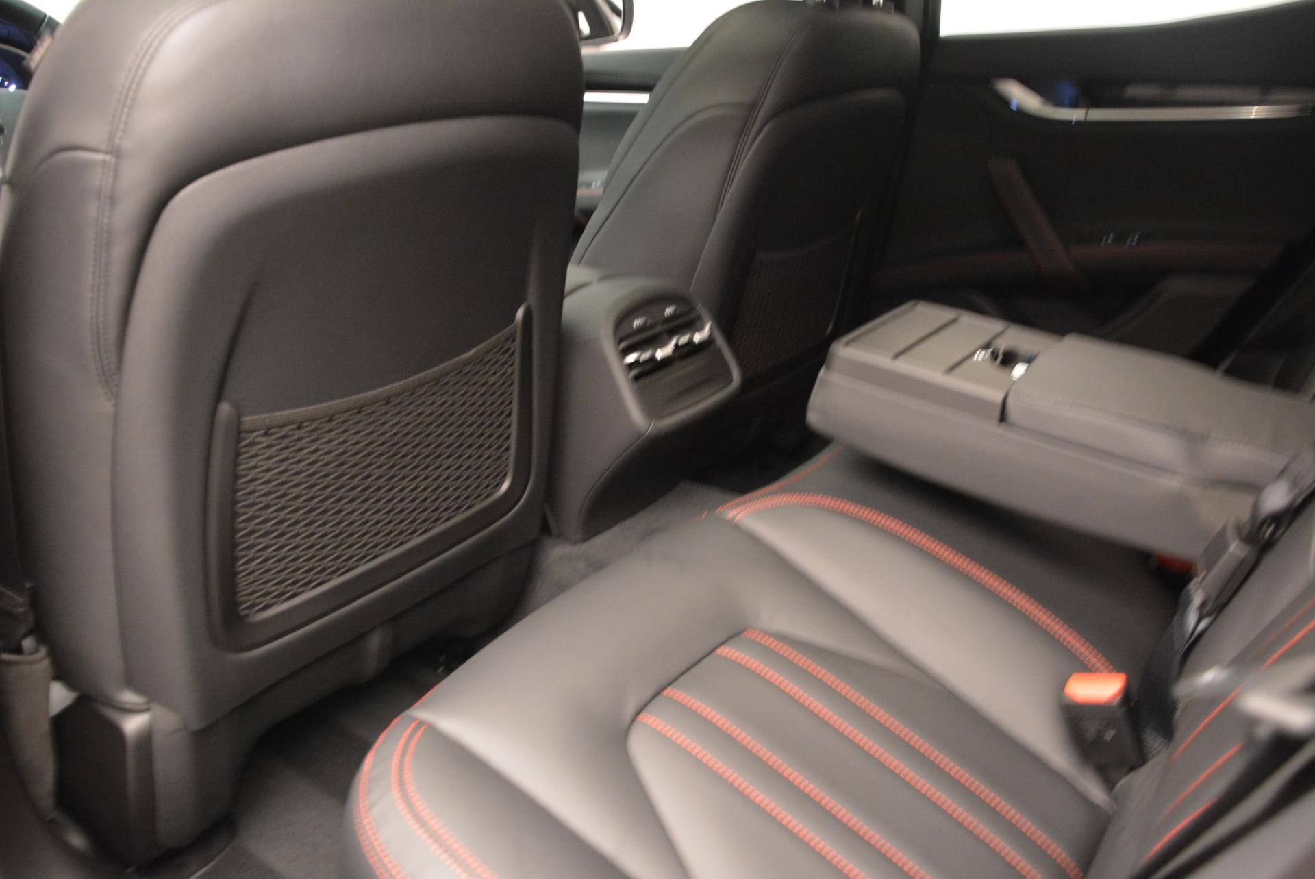 New 2016 Maserati Ghibli S Q4 For Sale In Westport, CT 173_p16