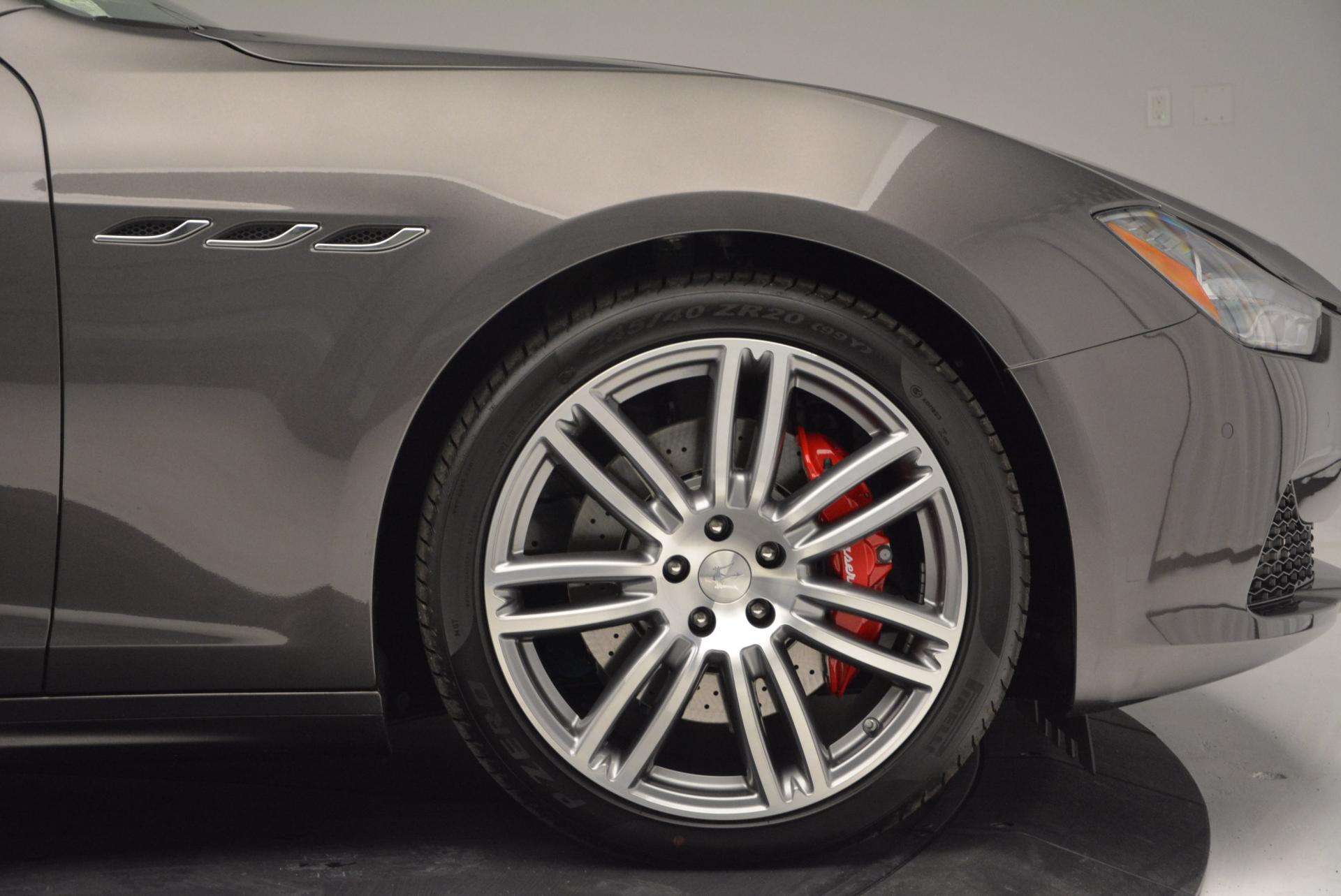 New 2016 Maserati Ghibli S Q4 For Sale In Westport, CT 173_p25