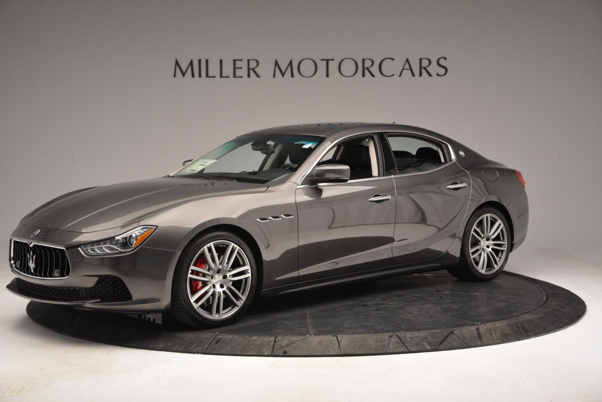 New 2016 Maserati Ghibli S Q4 For Sale In Westport, CT 173_p2