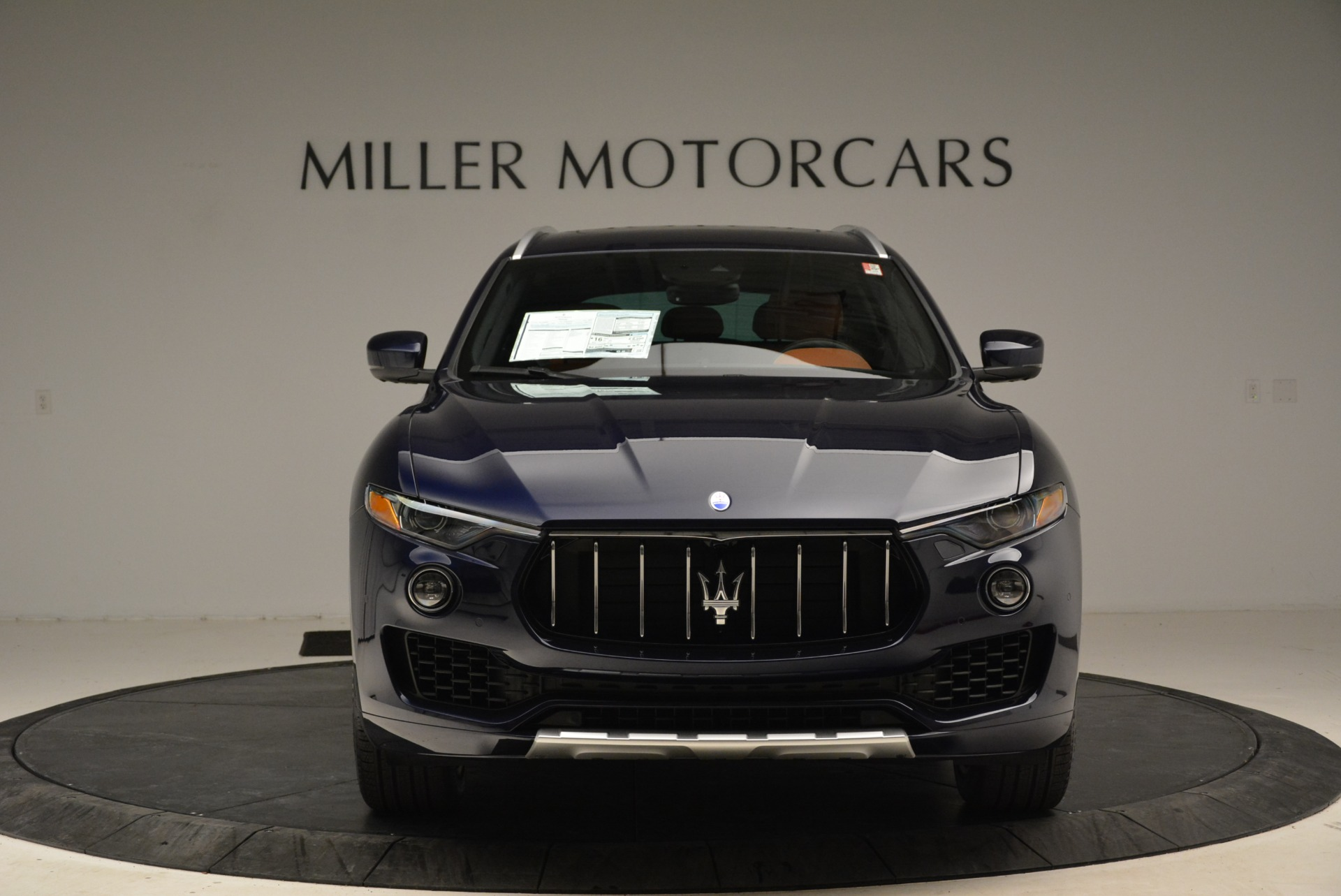 New 2018 Maserati Levante Q4 GranLusso For Sale In Westport, CT 1730_p11