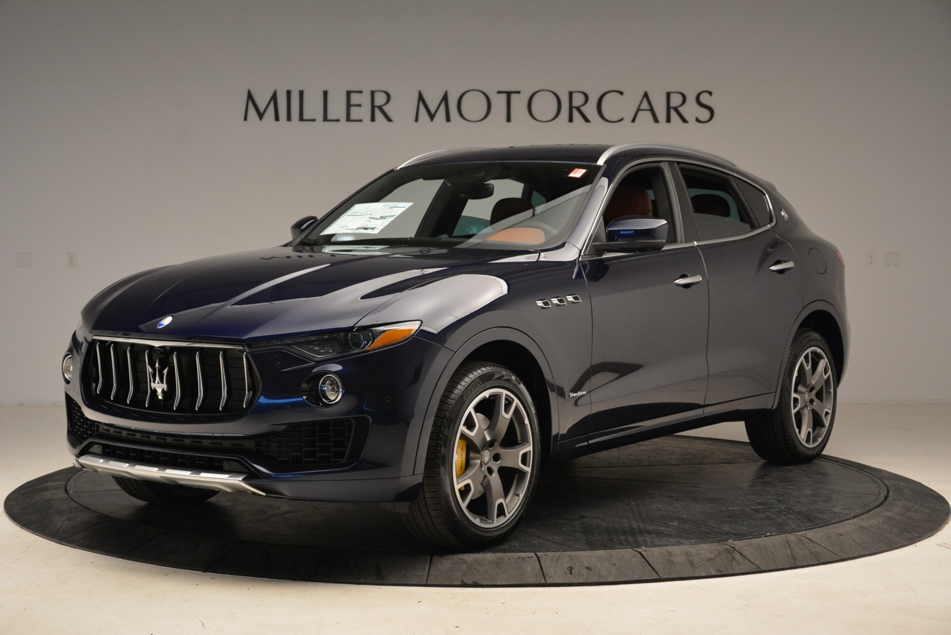 New 2018 Maserati Levante Q4 GranLusso For Sale In Westport, CT 1730_p2
