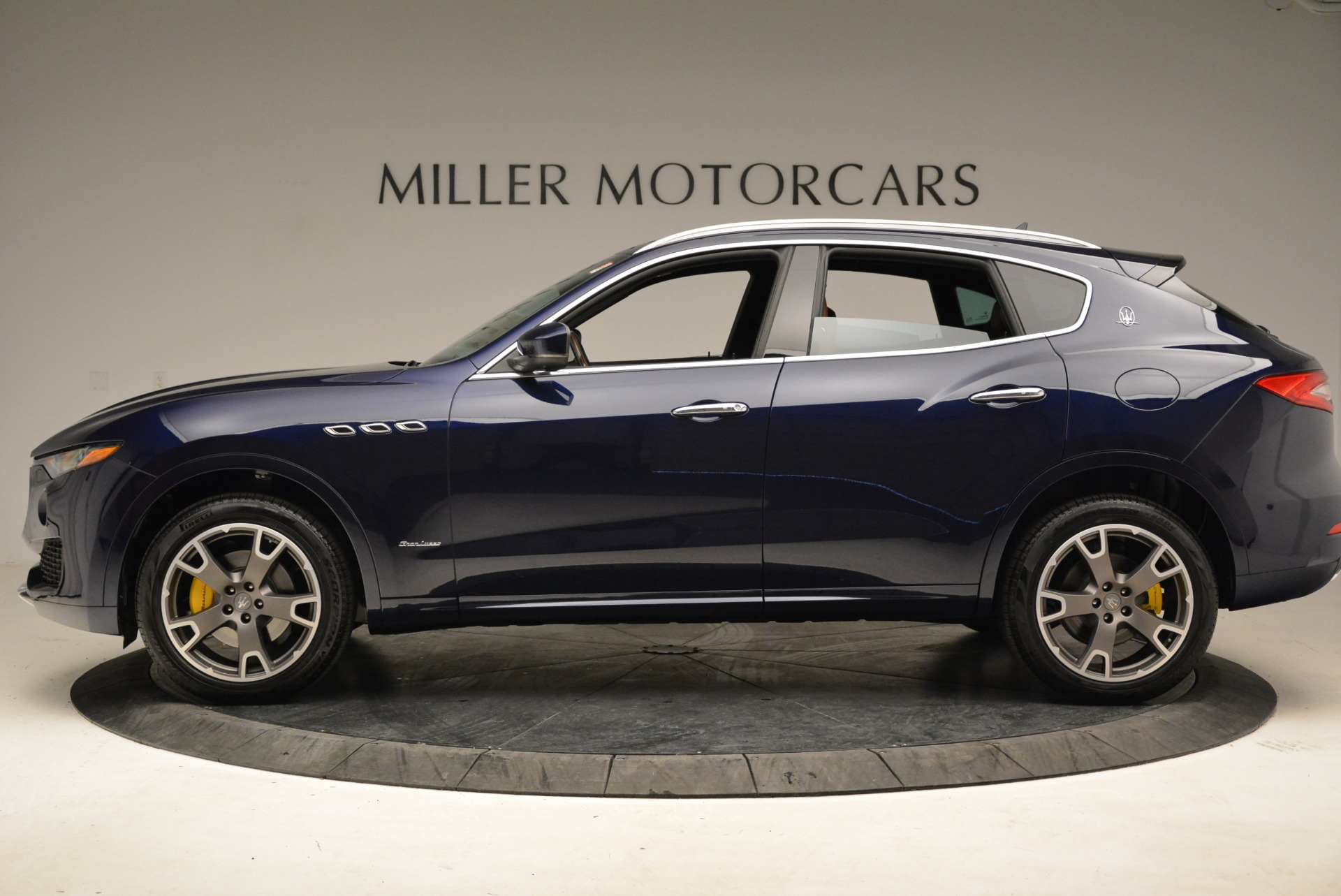 New 2018 Maserati Levante Q4 GranLusso For Sale In Westport, CT 1730_p4