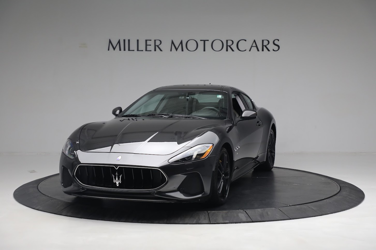 New 2018 Maserati GranTurismo Sport For Sale In Westport, CT
