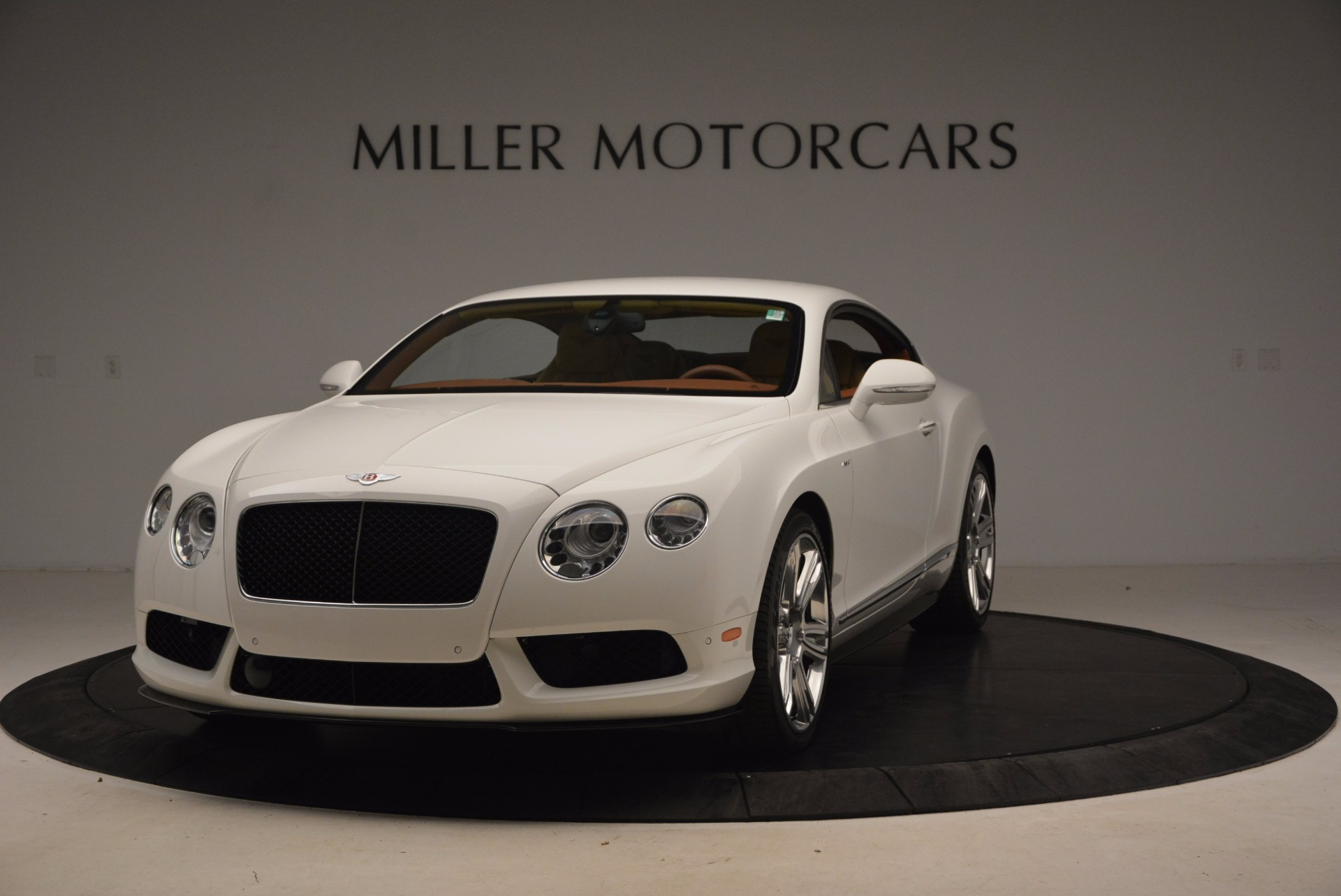 Used 2014 Bentley Continental GT V8 S For Sale In Westport, CT 1733_main