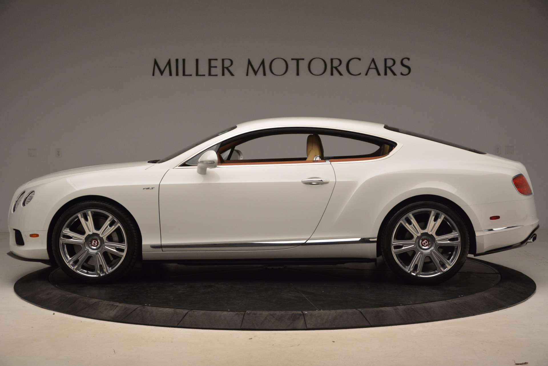 Used 2014 Bentley Continental GT V8 S For Sale In Westport, CT 1733_p3