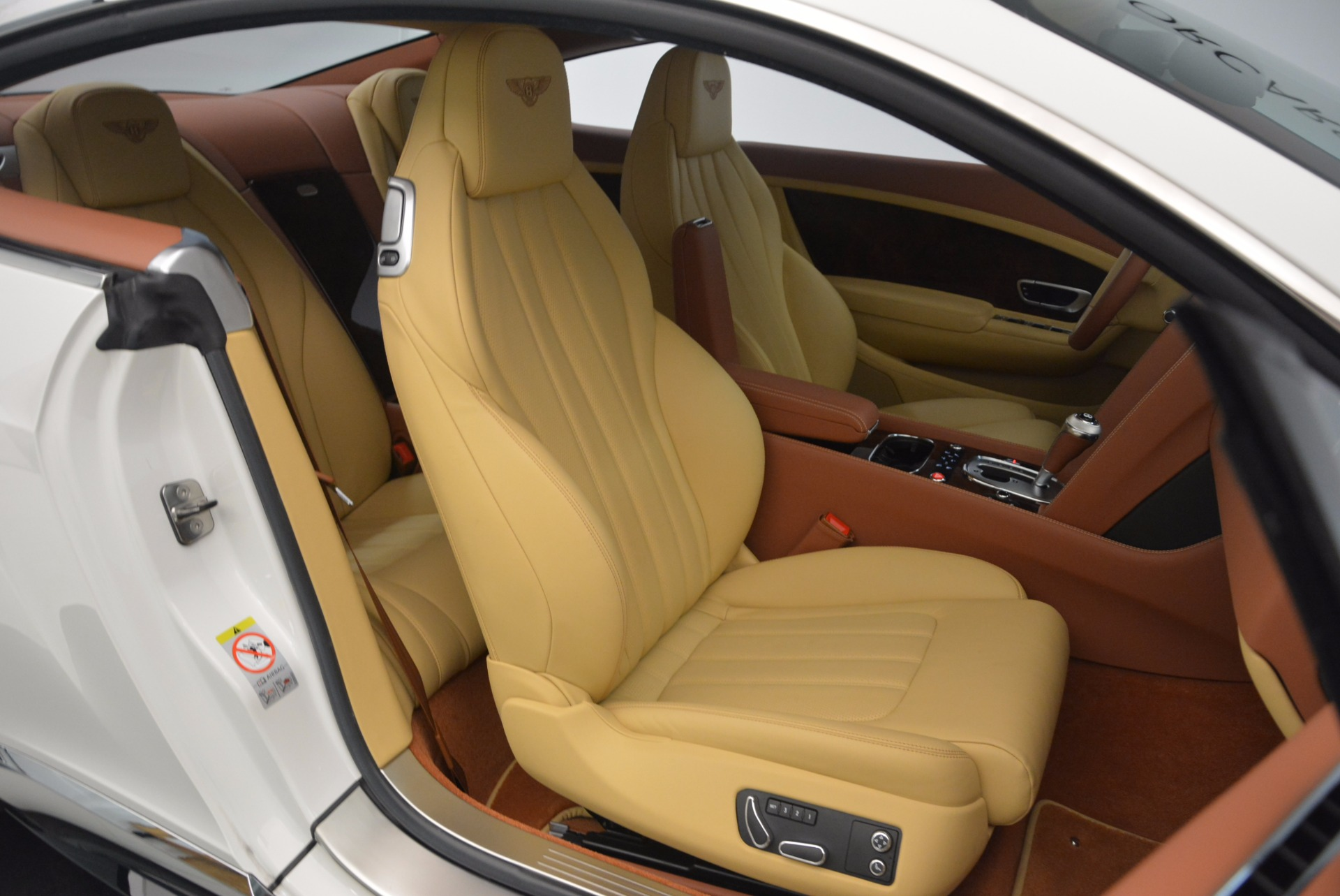 Used 2014 Bentley Continental GT V8 S For Sale In Westport, CT 1733_p42