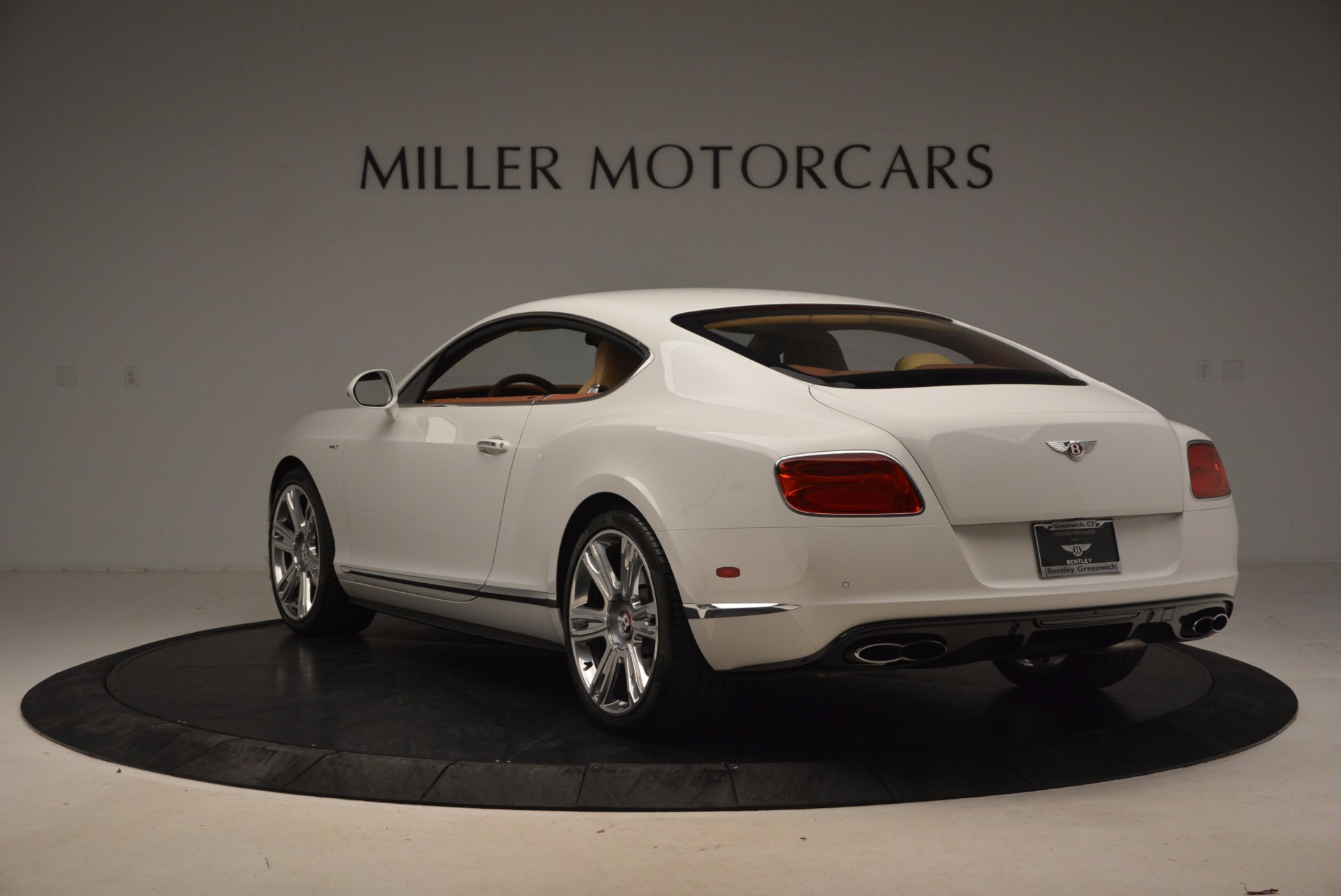 Used 2014 Bentley Continental GT V8 S For Sale In Westport, CT 1733_p4