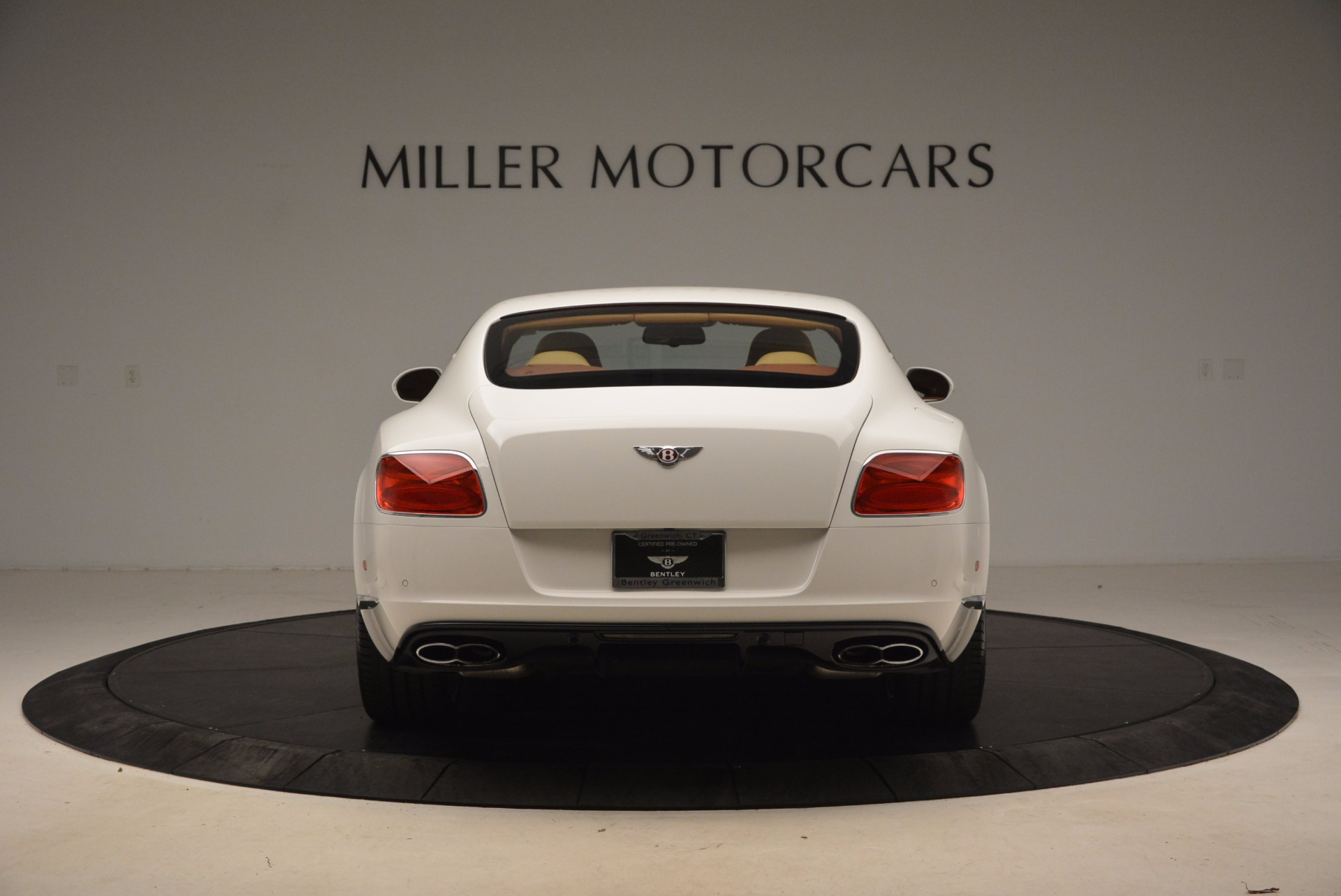 Used 2014 Bentley Continental GT V8 S For Sale In Westport, CT 1733_p6
