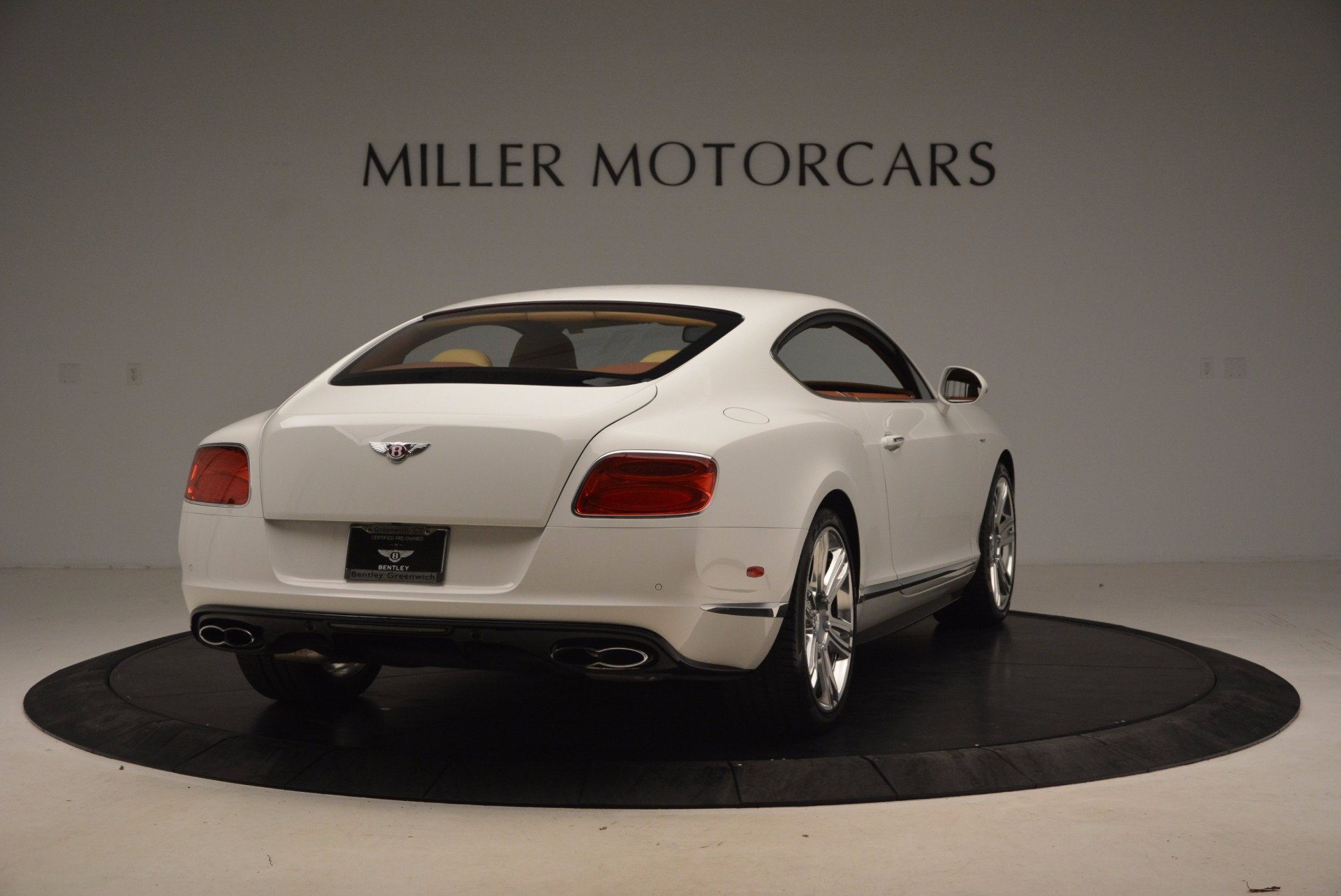 Used 2014 Bentley Continental GT V8 S For Sale In Westport, CT 1733_p7