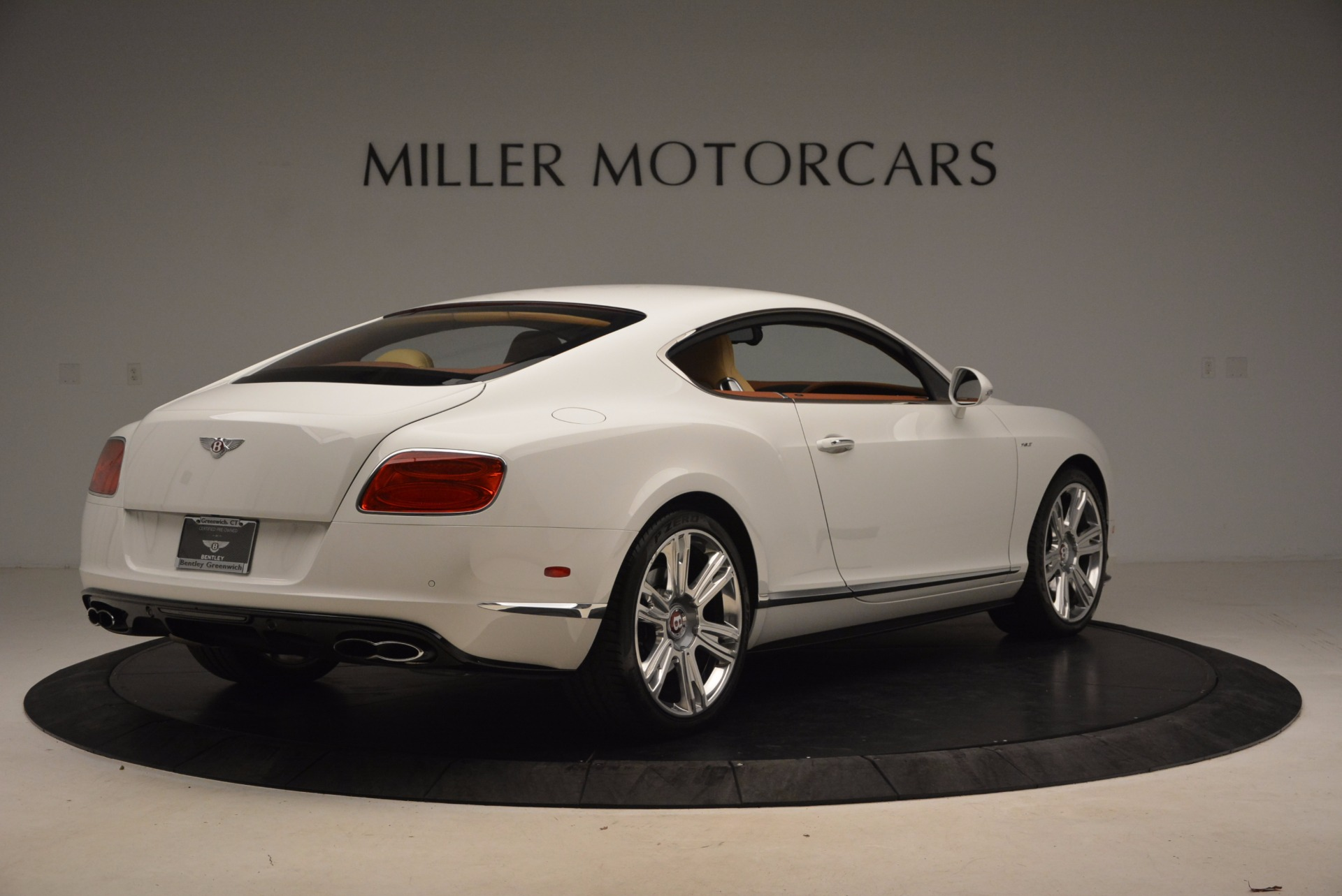 Used 2014 Bentley Continental GT V8 S For Sale In Westport, CT 1733_p8