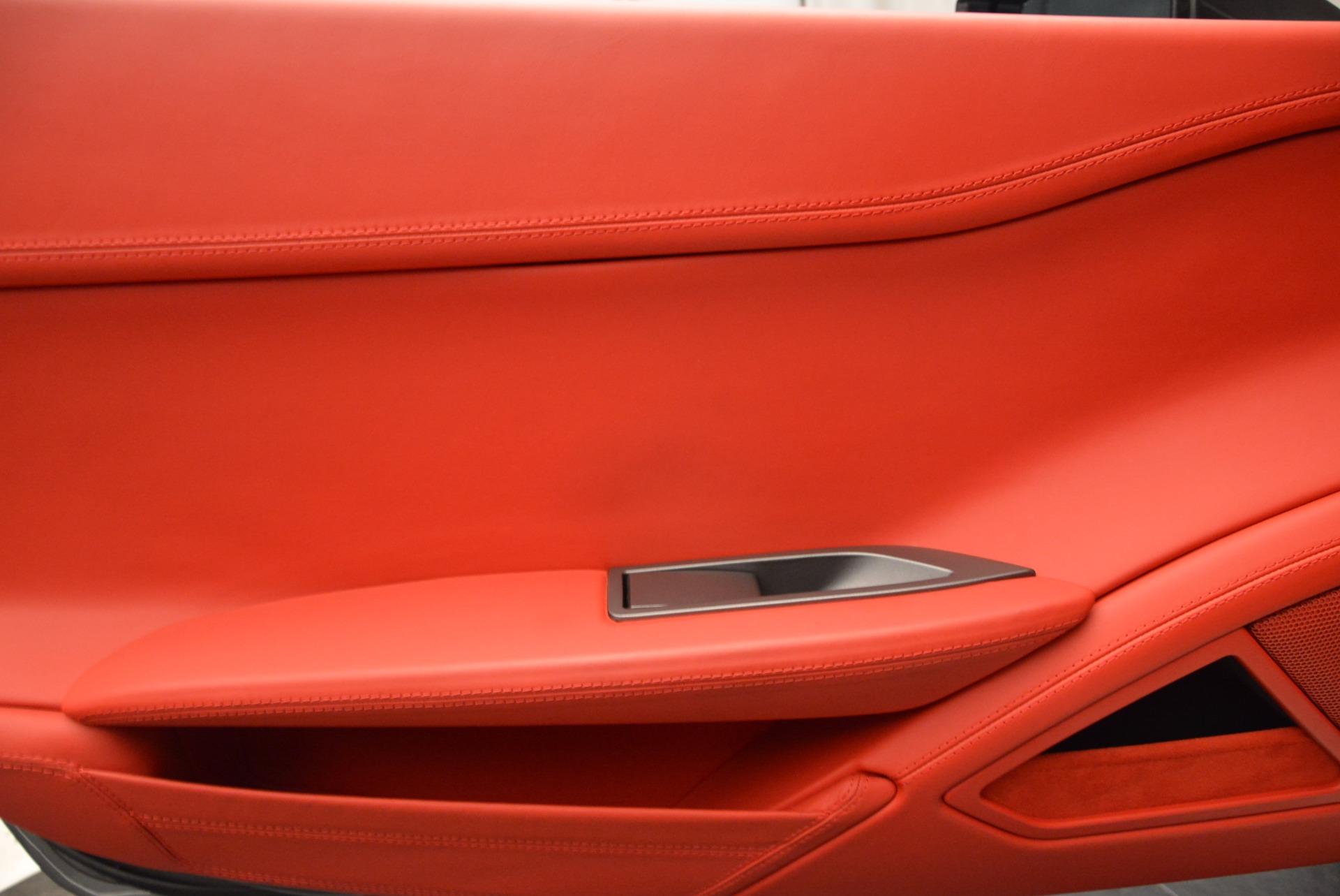 Used 2014 Ferrari 458 Spider  For Sale In Westport, CT 1734_p28