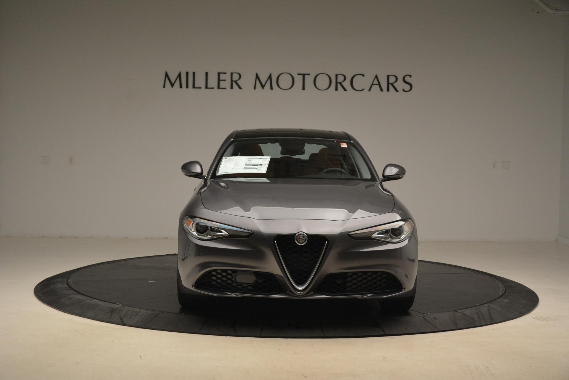 New 2018 Alfa Romeo Giulia Q4 For Sale In Westport, CT 1737_p12