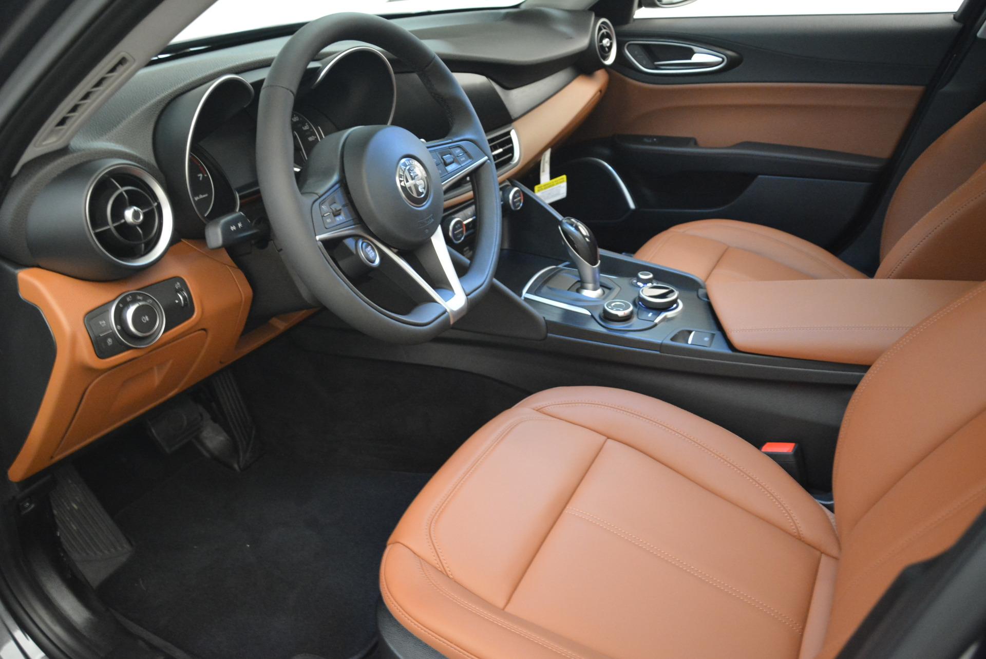 New 2018 Alfa Romeo Giulia Q4 For Sale In Westport, CT 1737_p13