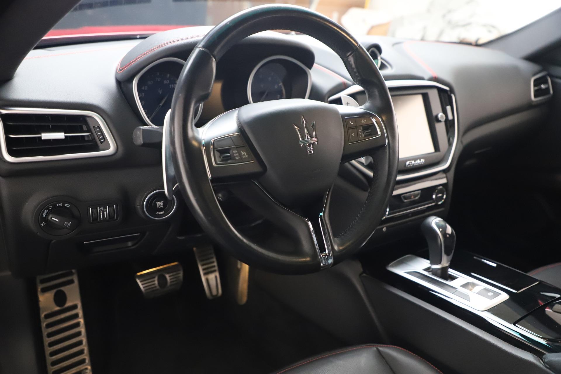 New 2016 Maserati Ghibli S Q4 For Sale In Westport, CT 174_p13
