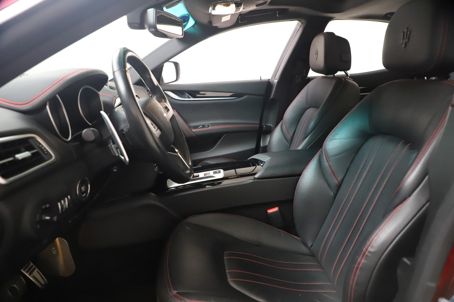 New 2016 Maserati Ghibli S Q4 For Sale In Westport, CT 174_p14