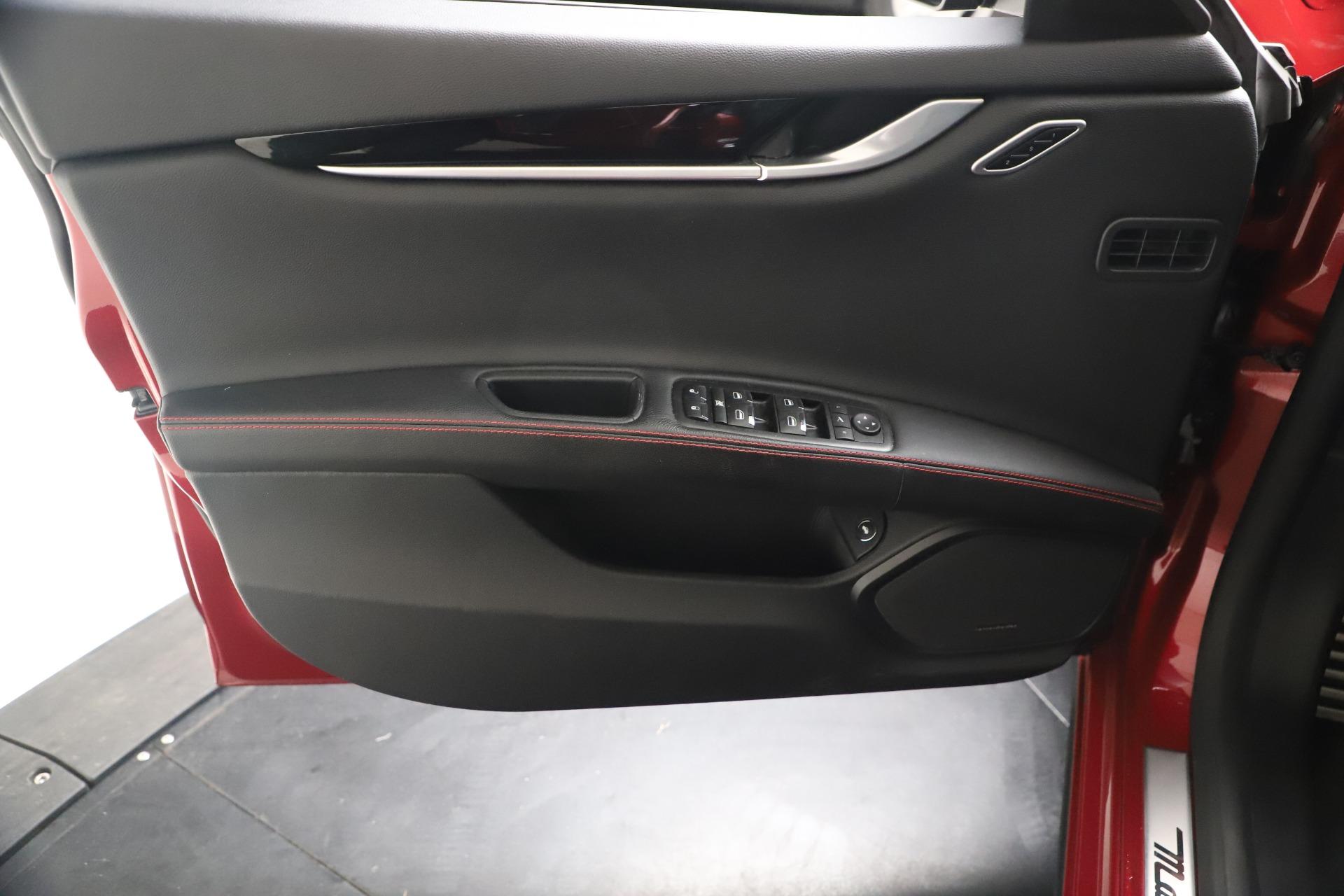 New 2016 Maserati Ghibli S Q4 For Sale In Westport, CT 174_p16