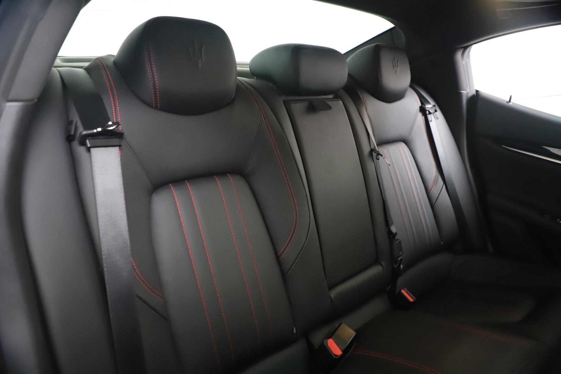 New 2016 Maserati Ghibli S Q4 For Sale In Westport, CT 174_p21