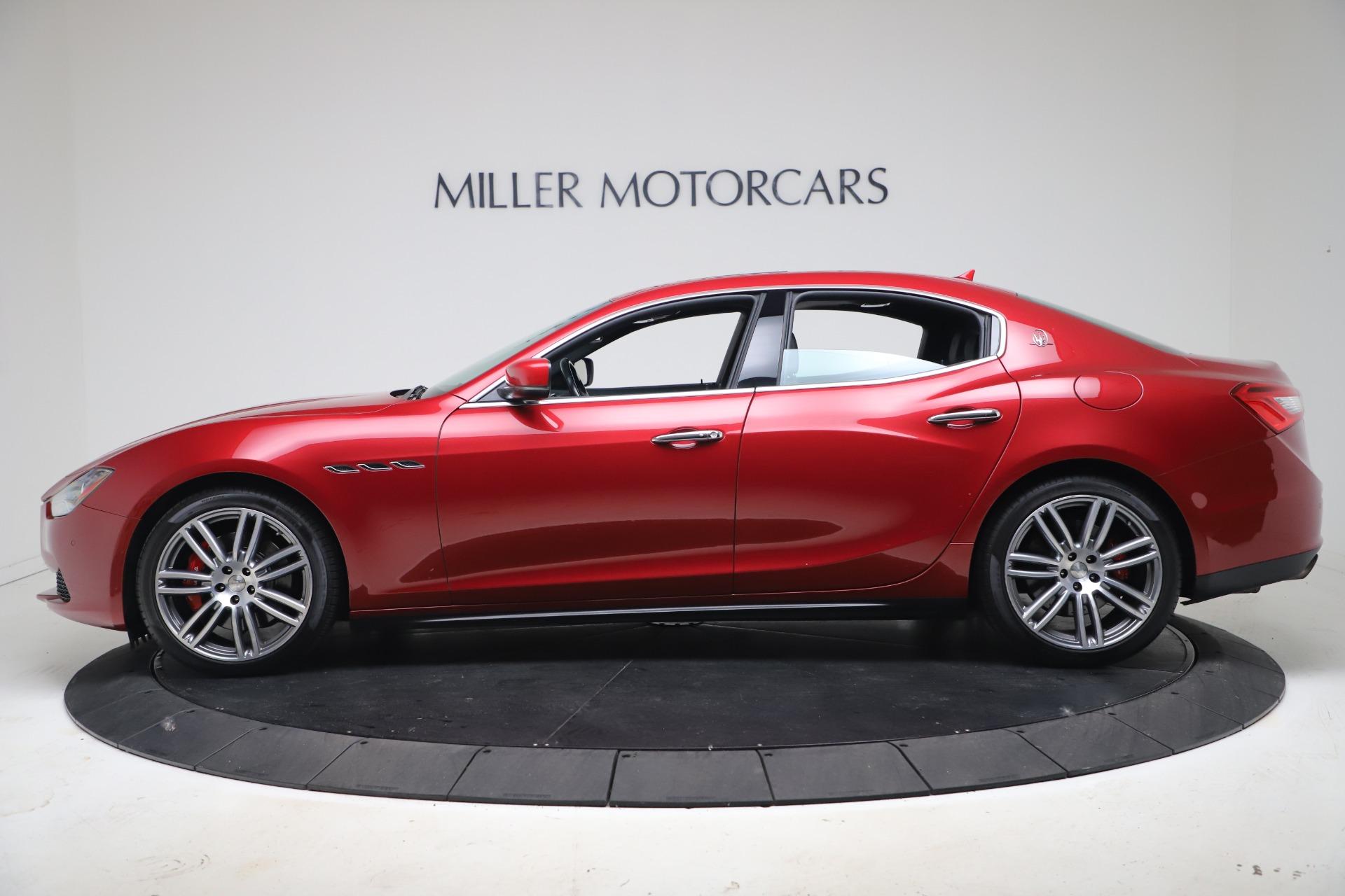 New 2016 Maserati Ghibli S Q4 For Sale In Westport, CT 174_p3