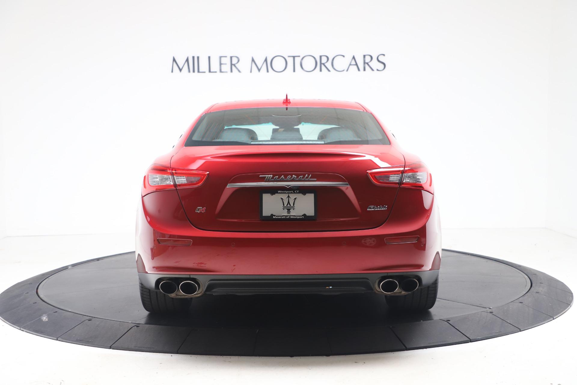 New 2016 Maserati Ghibli S Q4 For Sale In Westport, CT 174_p6