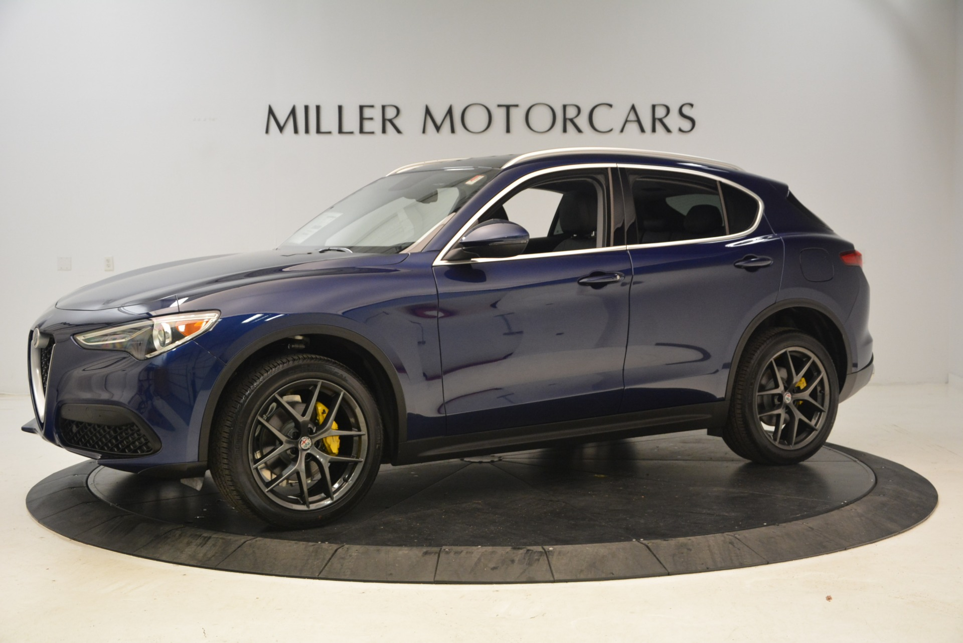 New 2018 Alfa Romeo Stelvio Sport Q4 For Sale In Westport, CT 1743_p2