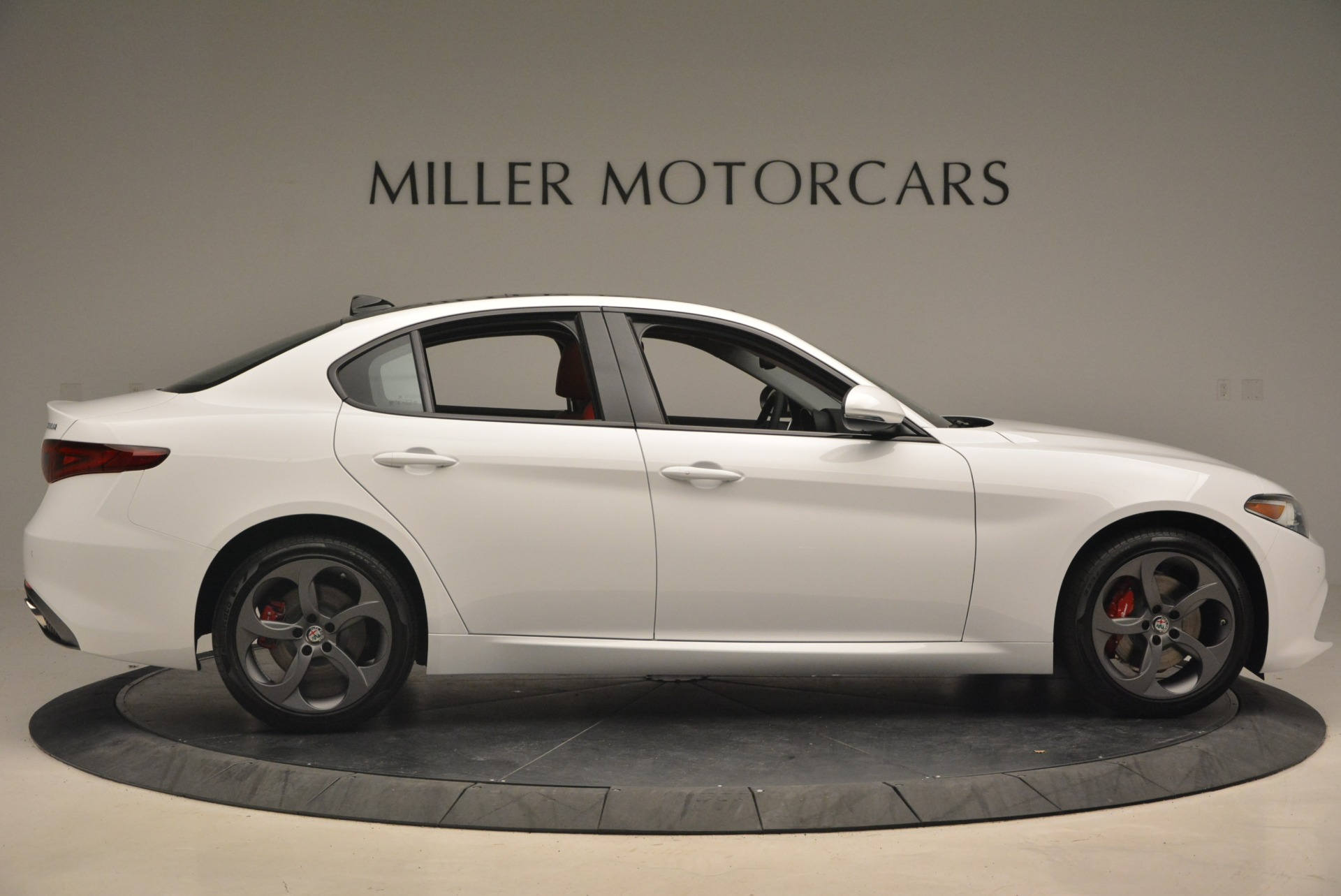 New 2018 Alfa Romeo Giulia Ti Sport Q4 For Sale In Westport, CT 1745_p10