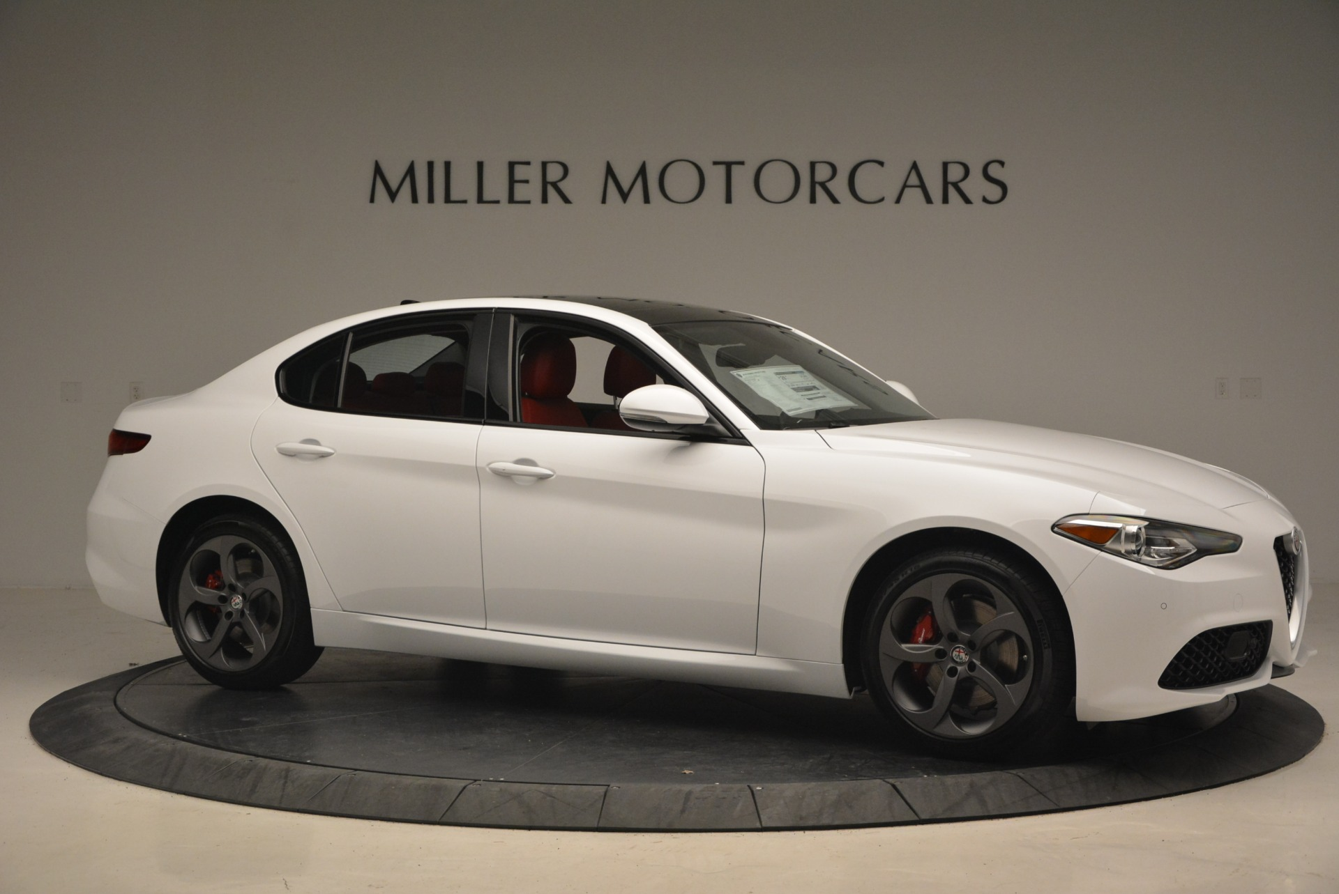 New 2018 Alfa Romeo Giulia Ti Sport Q4 For Sale In Westport, CT 1745_p11