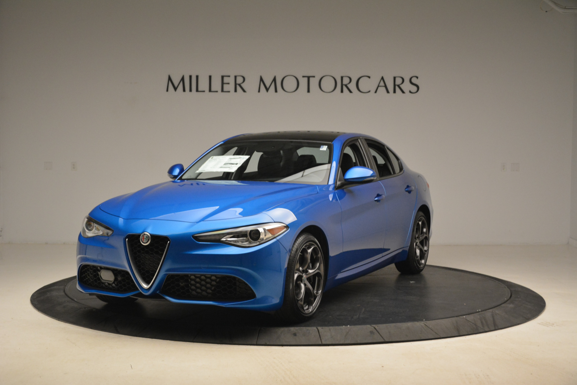 new 2018 alfa romeo giulia ti sport q4 westport ct. Black Bedroom Furniture Sets. Home Design Ideas