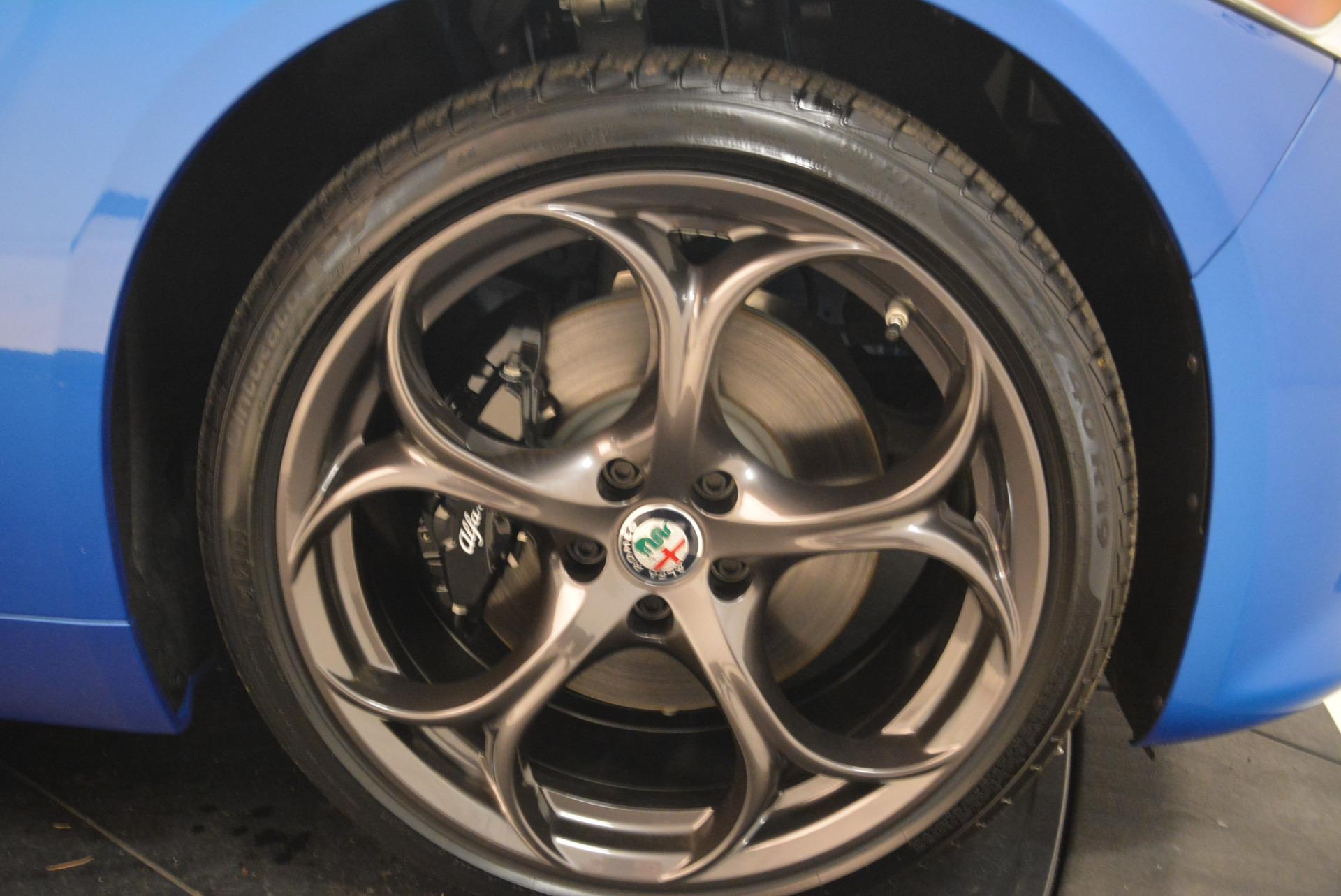 New 2018 Alfa Romeo Giulia Ti Sport Q4 For Sale In Westport, CT 1748_p25