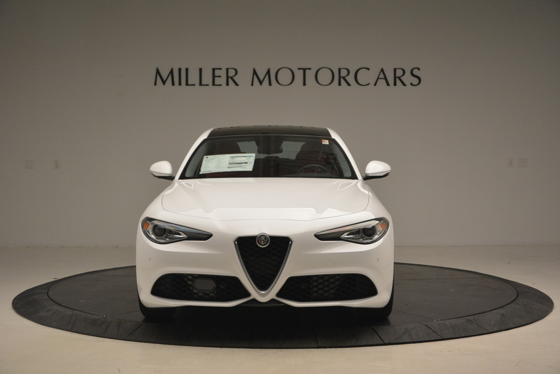 New 2018 Alfa Romeo Giulia Sport Q4 For Sale In Westport, CT 1750_p13