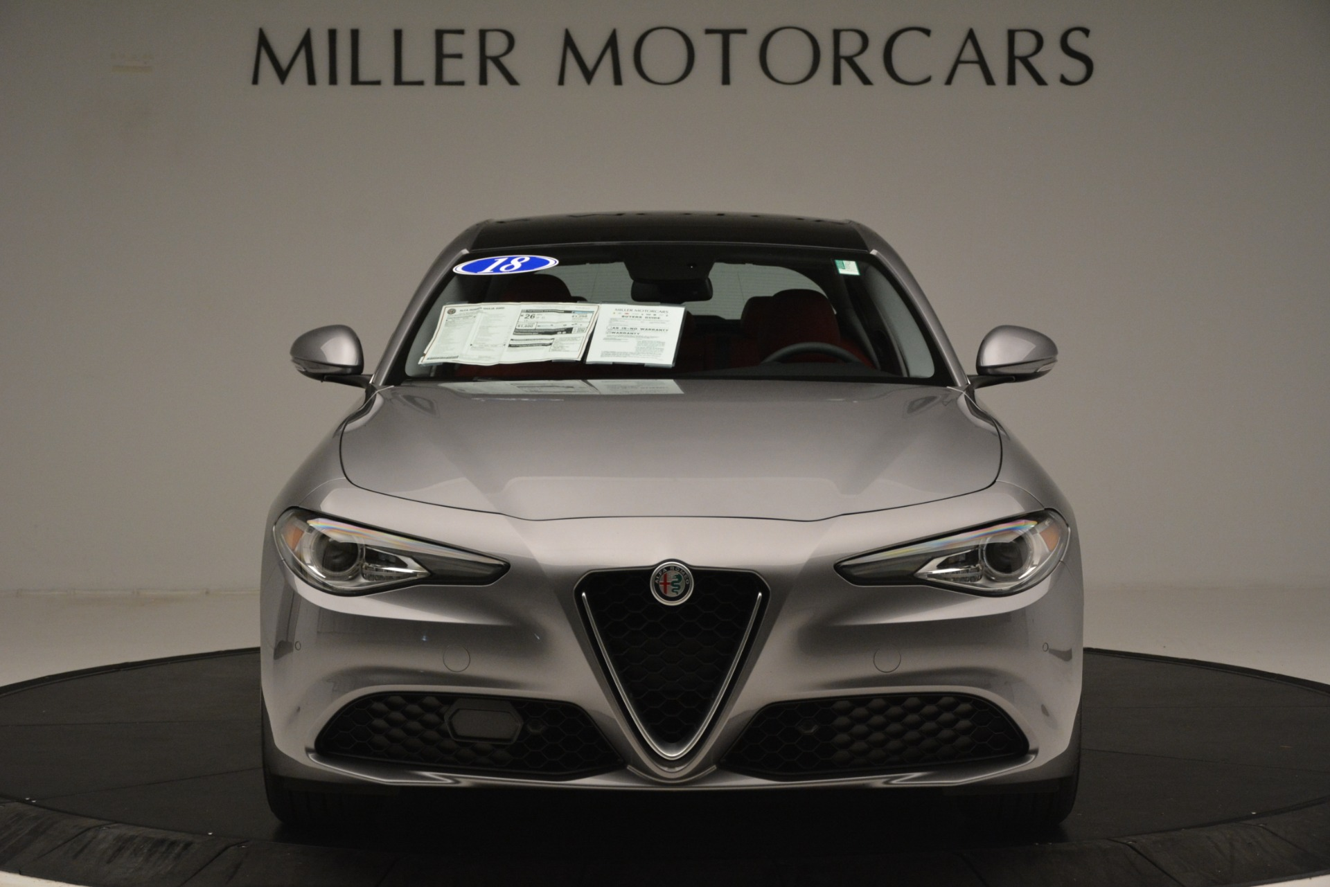 New 2018 Alfa Romeo Giulia Q4 For Sale In Westport, CT 1751_p12