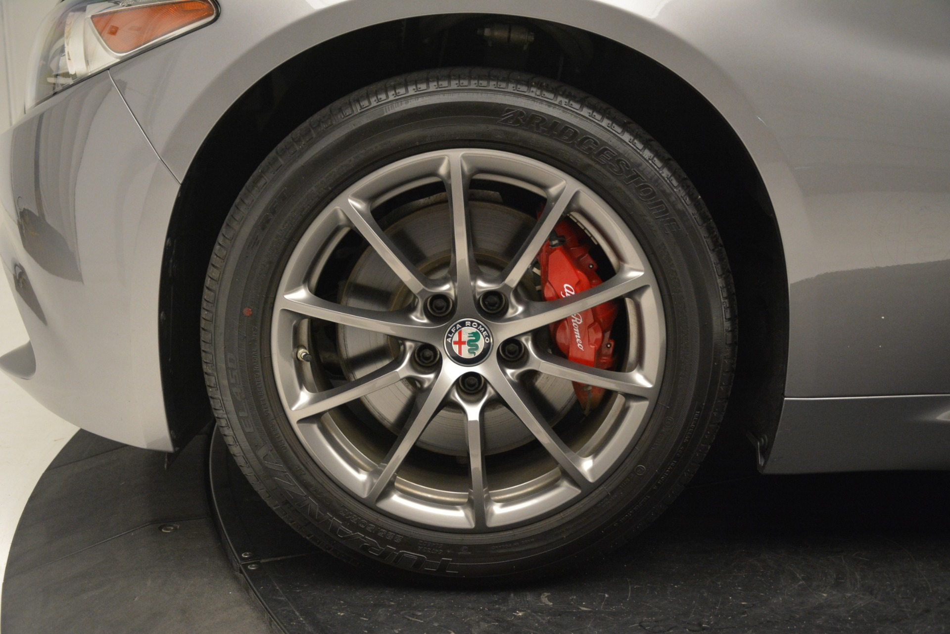 New 2018 Alfa Romeo Giulia Q4 For Sale In Westport, CT 1751_p30