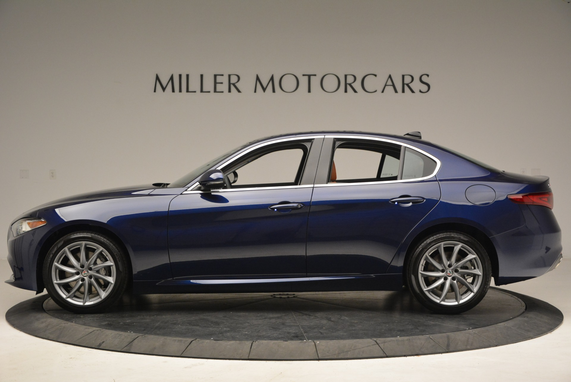 New 2018 Alfa Romeo Giulia Q4 For Sale In Westport, CT 1755_p3
