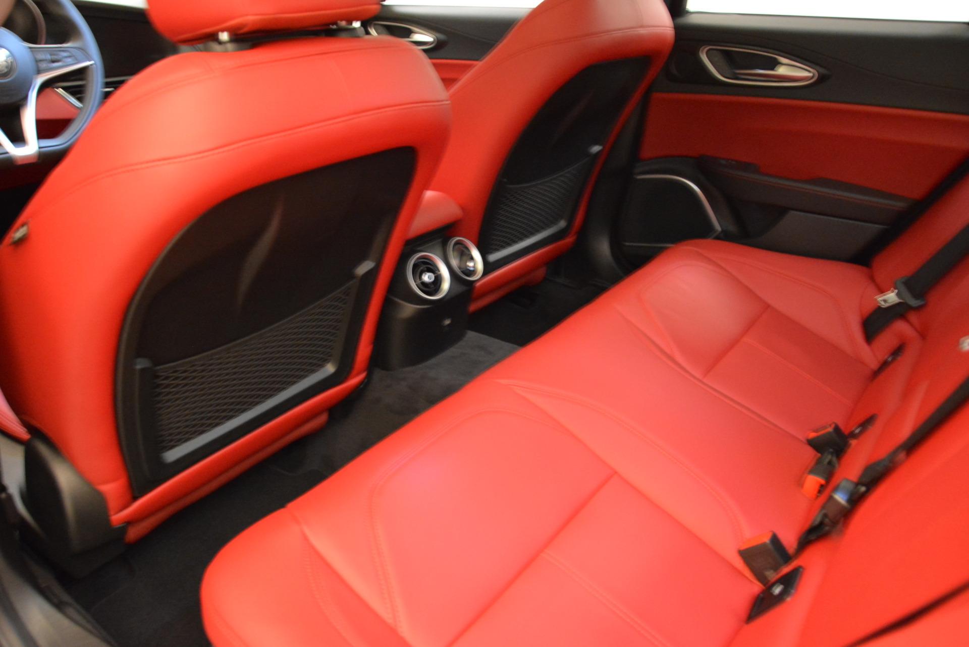 New 2018 Alfa Romeo Giulia Q4 For Sale In Westport, CT 1756_p16